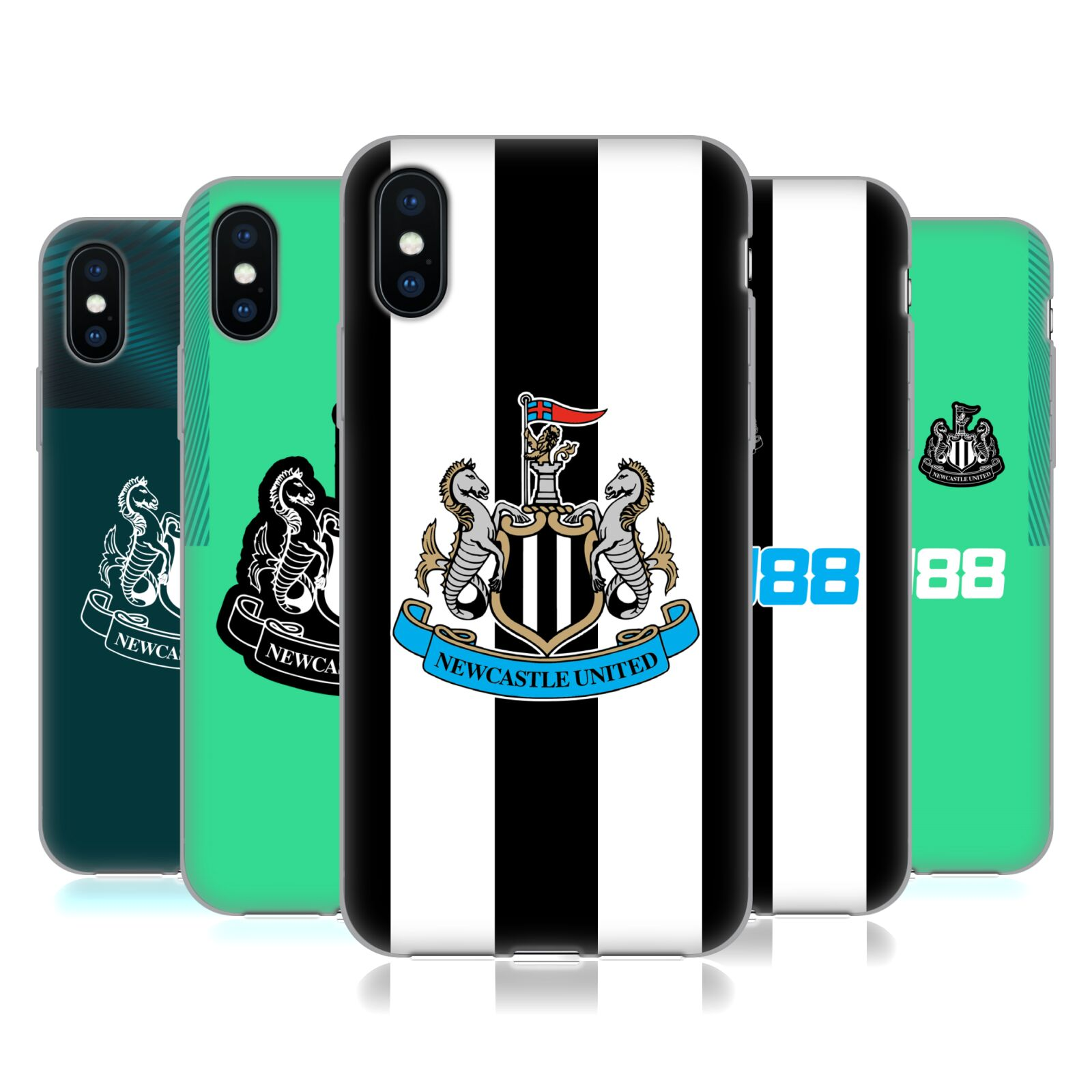 Newcastle United FC NUFC <!--translate-lineup-->2019/20 Crest Kit<!--translate-lineup-->