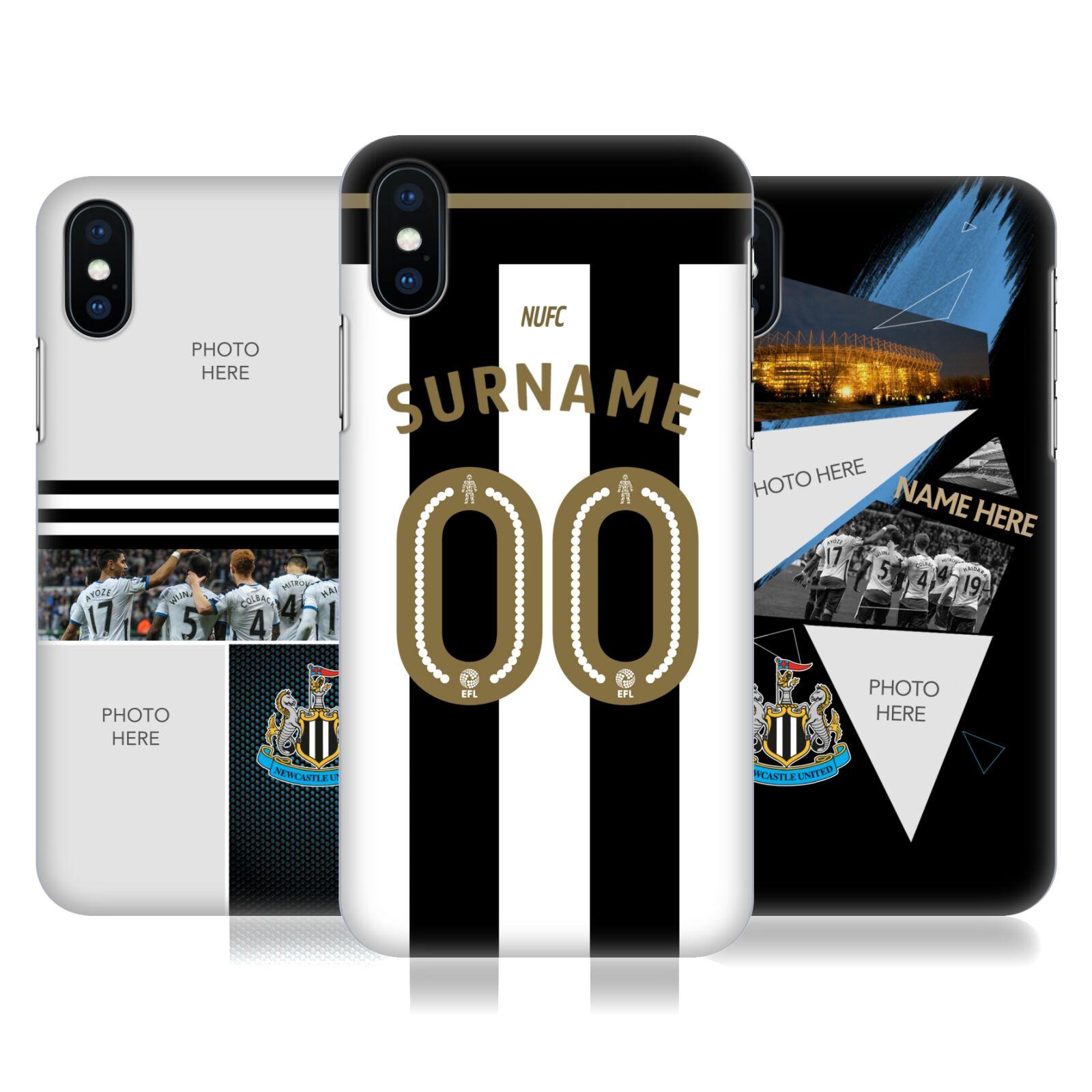 Custom Customised Personalised Newcastle United FC NUFC 2016/17