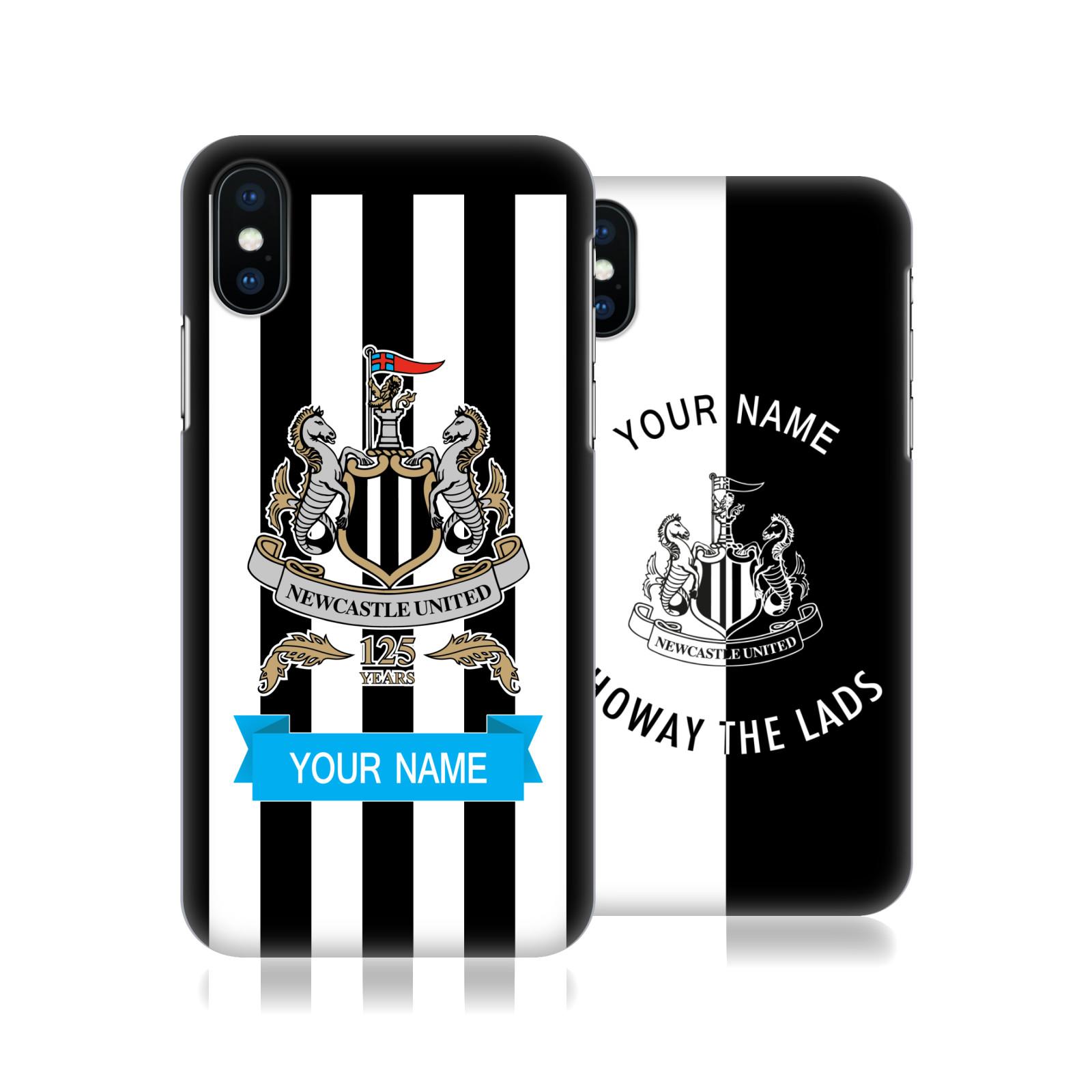Custom Customised Personalised Newcastle United FC NUFC 2017/18