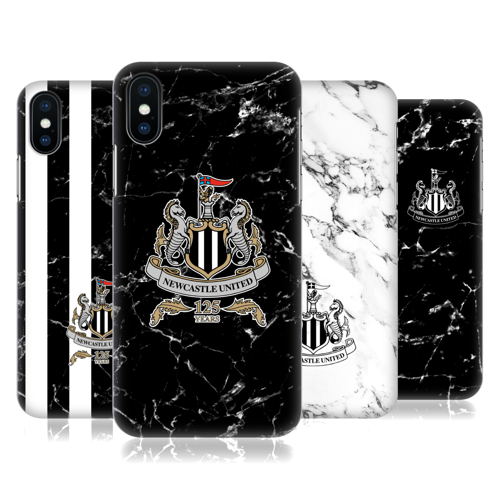 Newcastle United FC NUFC 2017/18 Marble