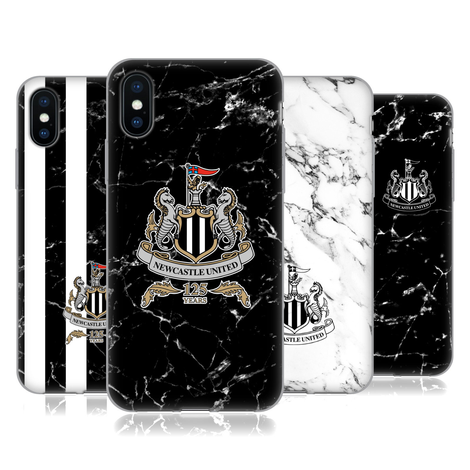 Official Newcastle United FC NUFC Marble