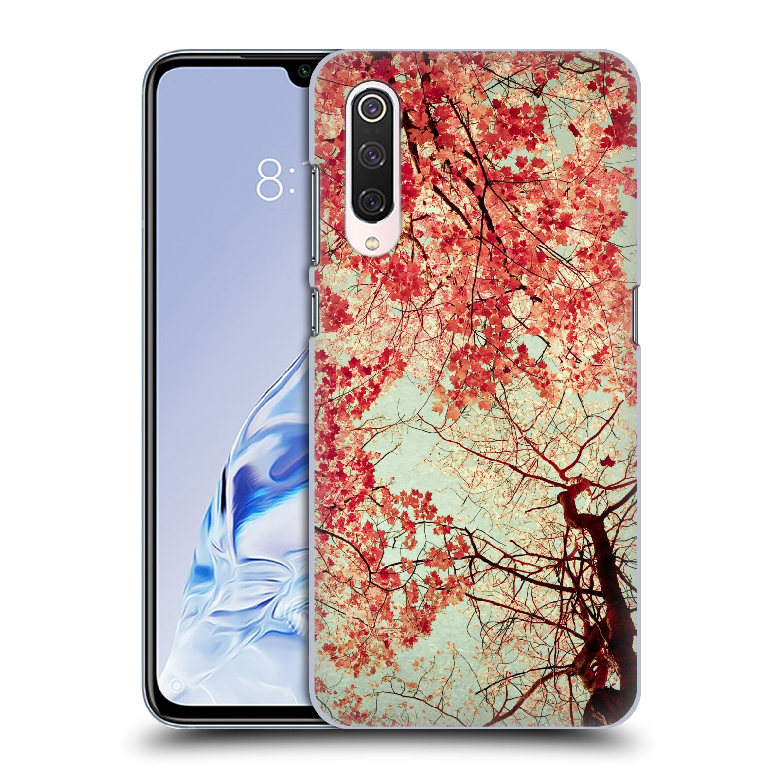 Official Olivia Joy StClaire Nature Autumn Red Case for Xiaomi Mi 9 Pro / 5G