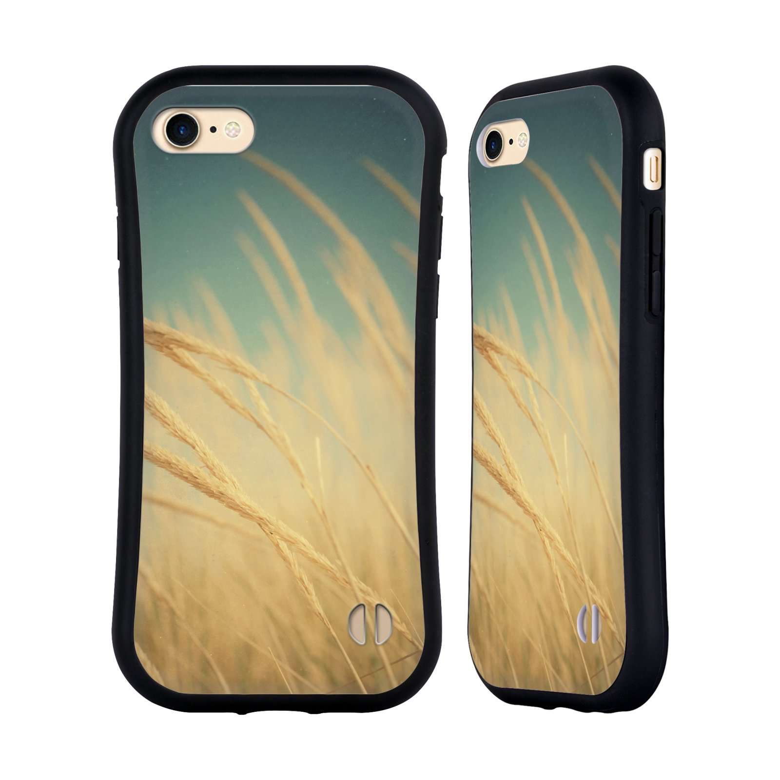 Official Olivia Joy StClaire Nature Sea Grass Hybrid Case for Apple iPhone 7 / 8 / iPhone SE 2020