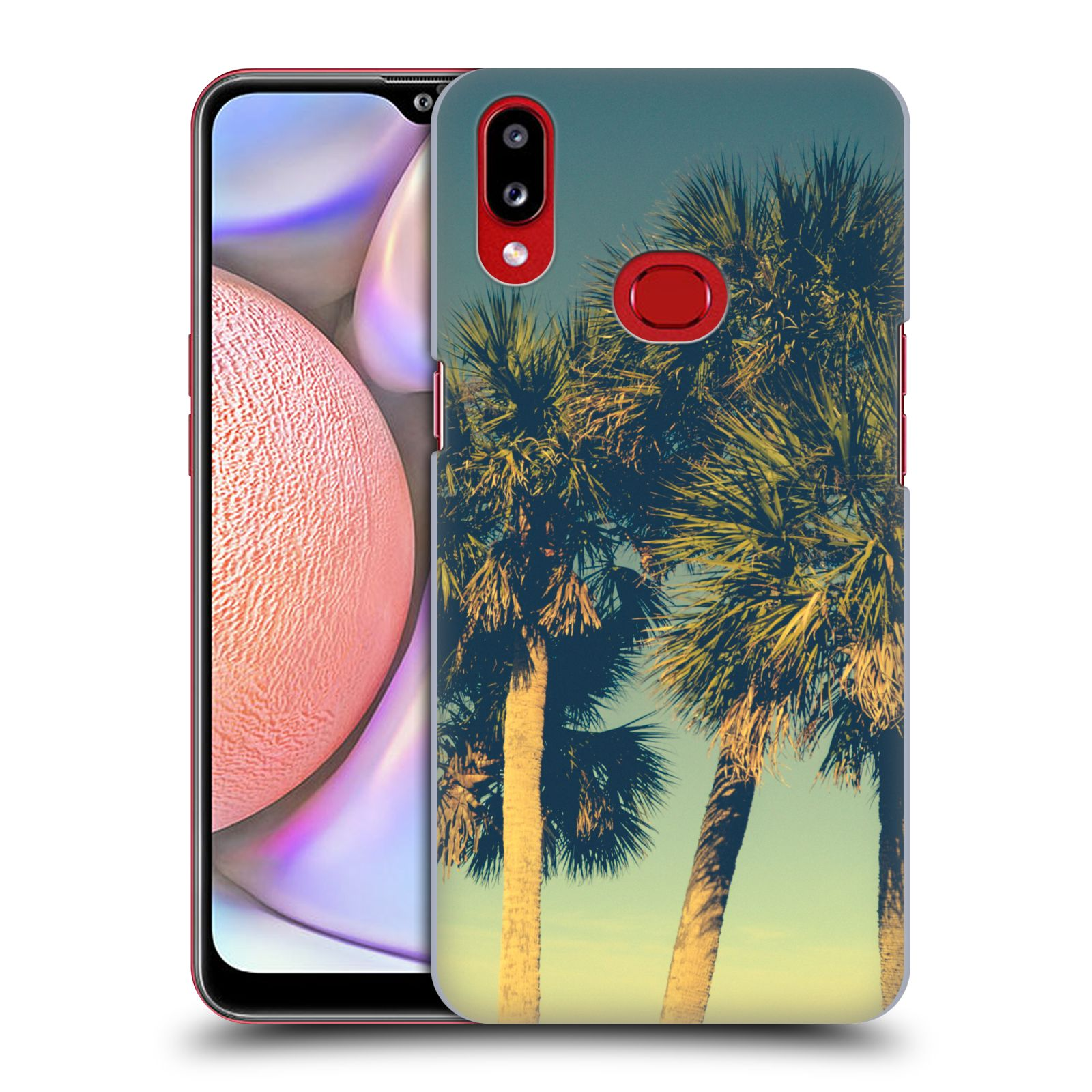 Official Olivia Joy StClaire Nature Tropical Palm Trees Case for Samsung Galaxy A10s (2019)