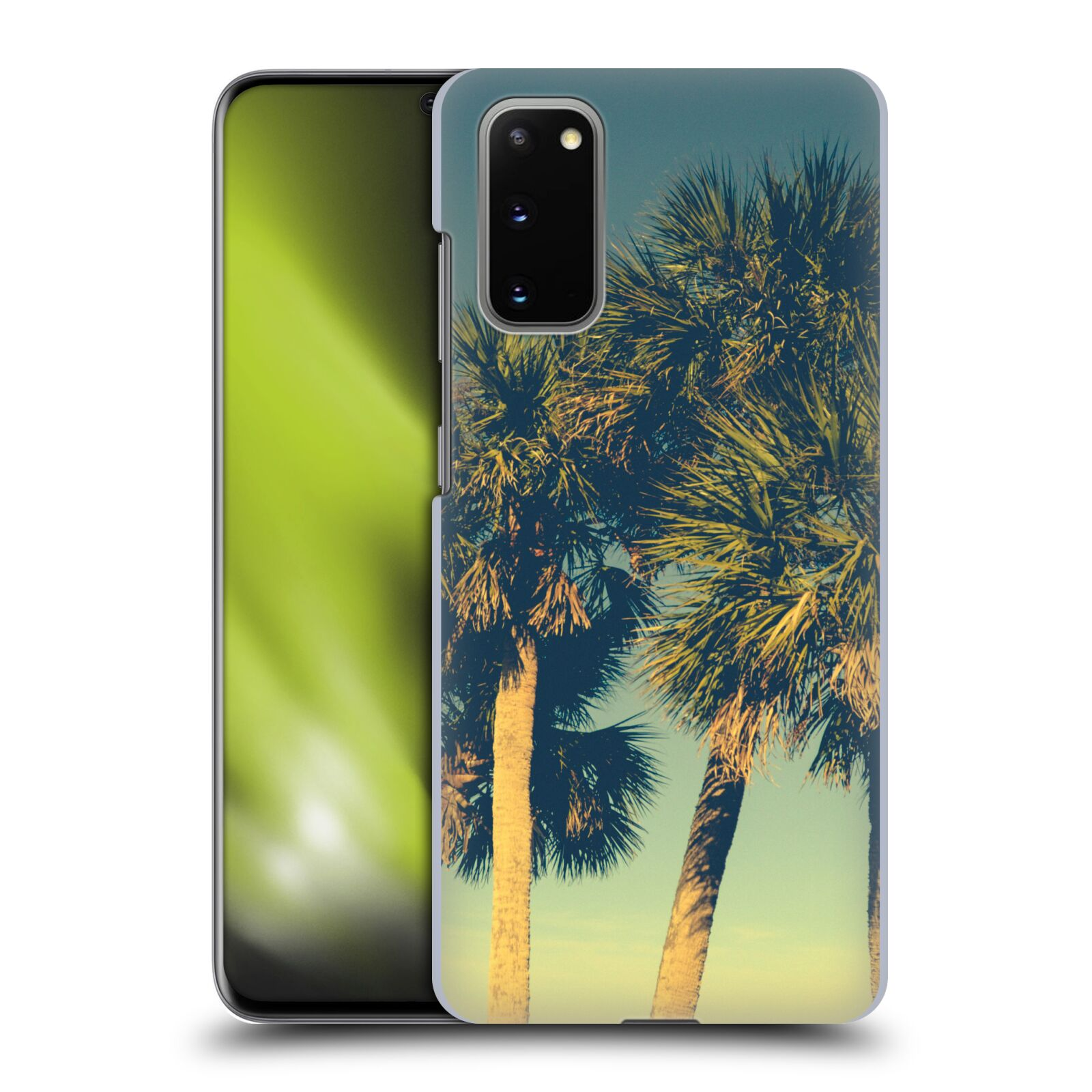 Official Olivia Joy StClaire Nature Tropical Palm Trees Case for Samsung Galaxy S20 / S20 5G