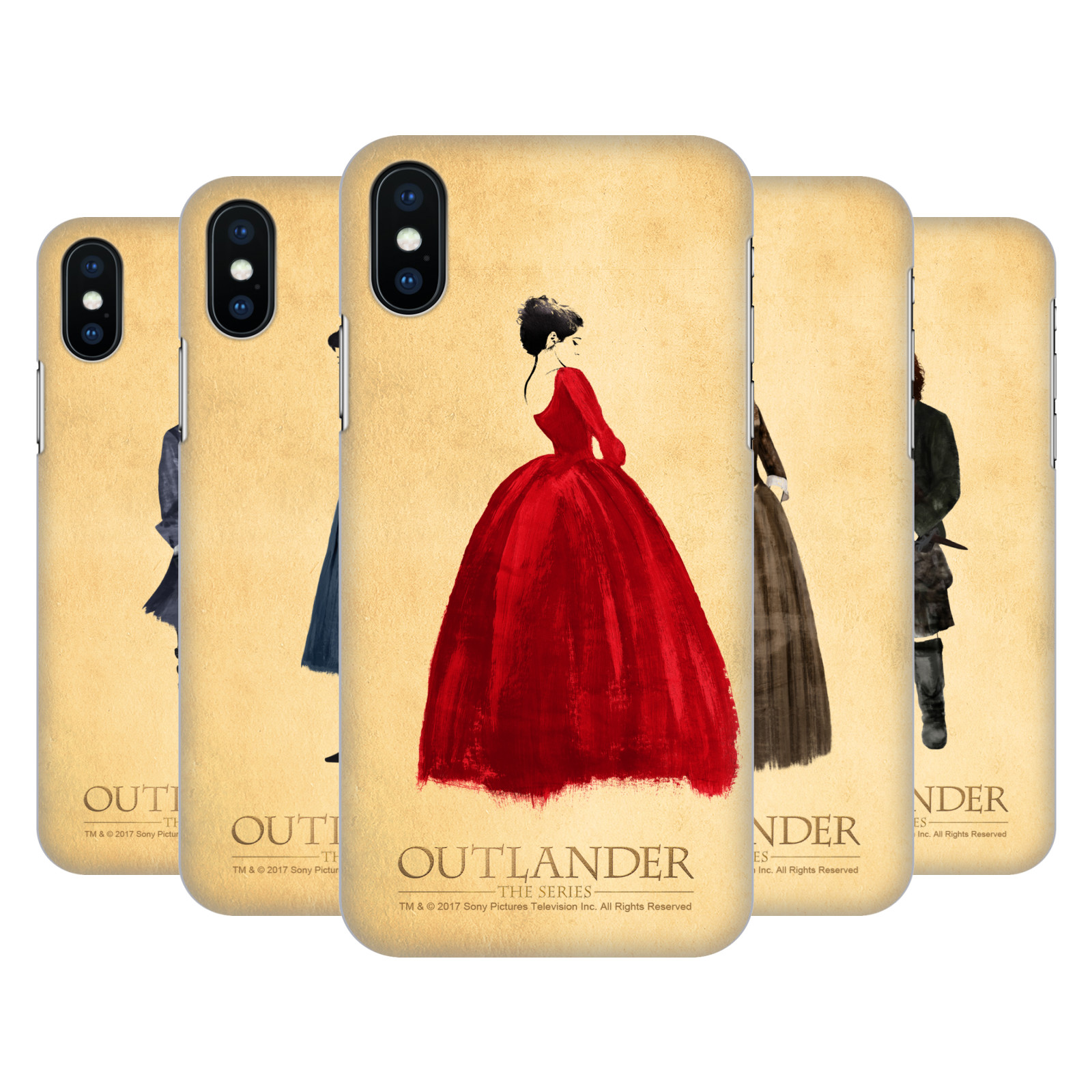 Outlander Painted Images