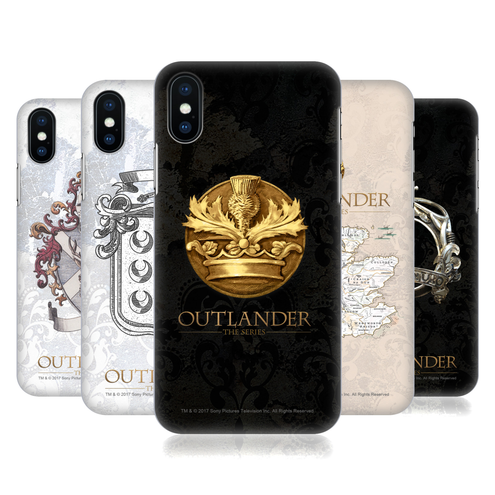 Outlander Seals And Icons