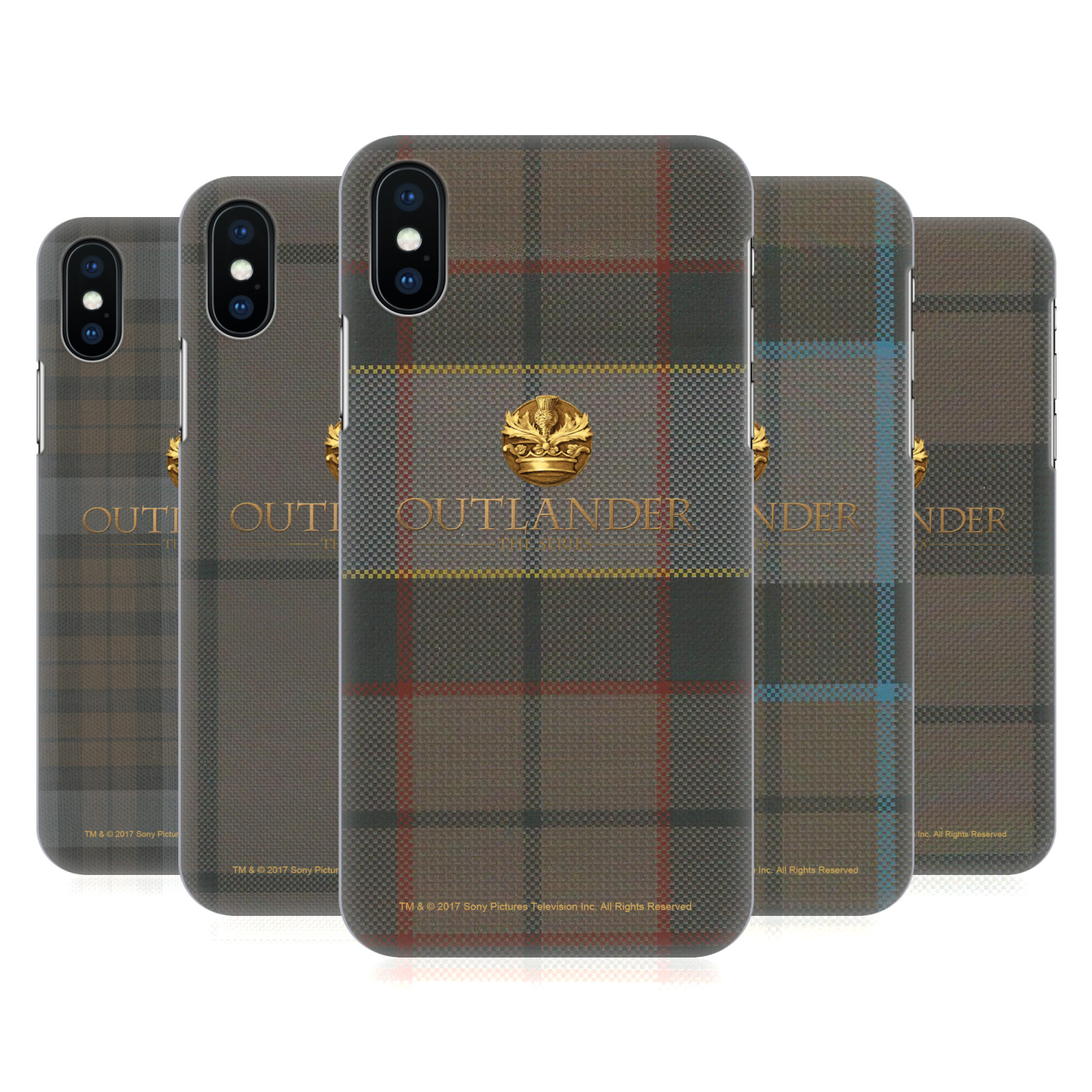 Outlander Tartans