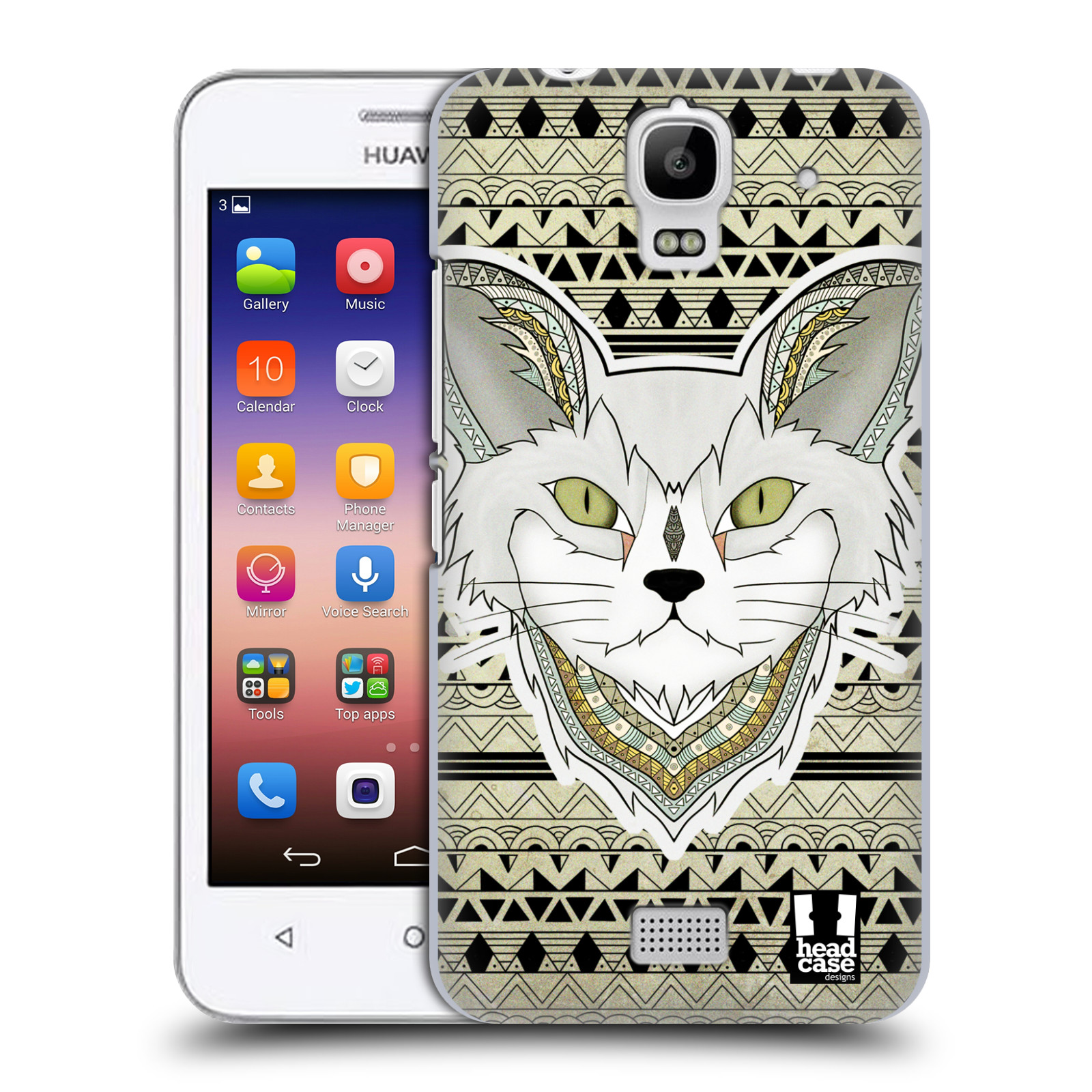 coque huawei y360 animaux