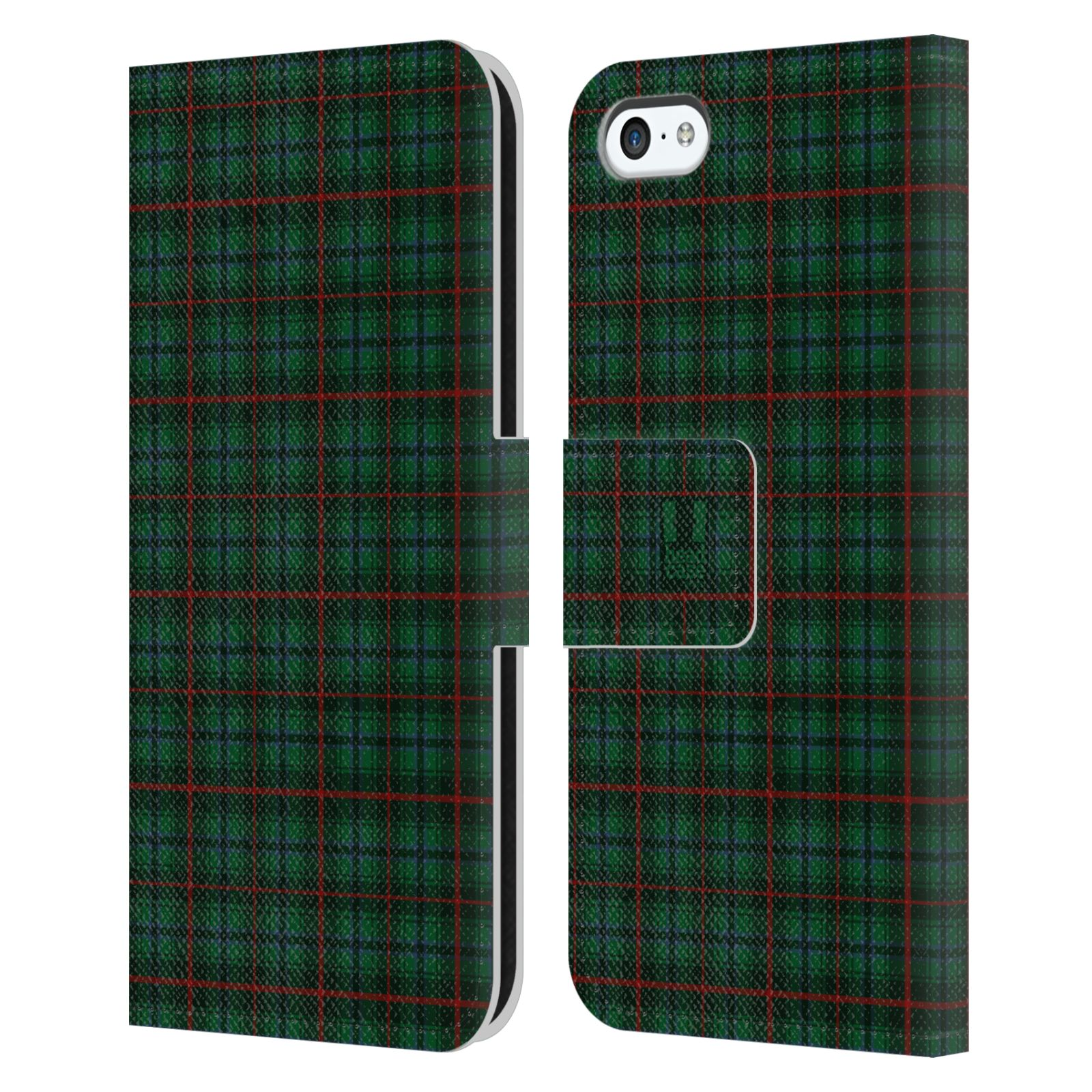 iphone 5c wallet case designs plaid leather book wallet cover for 14714