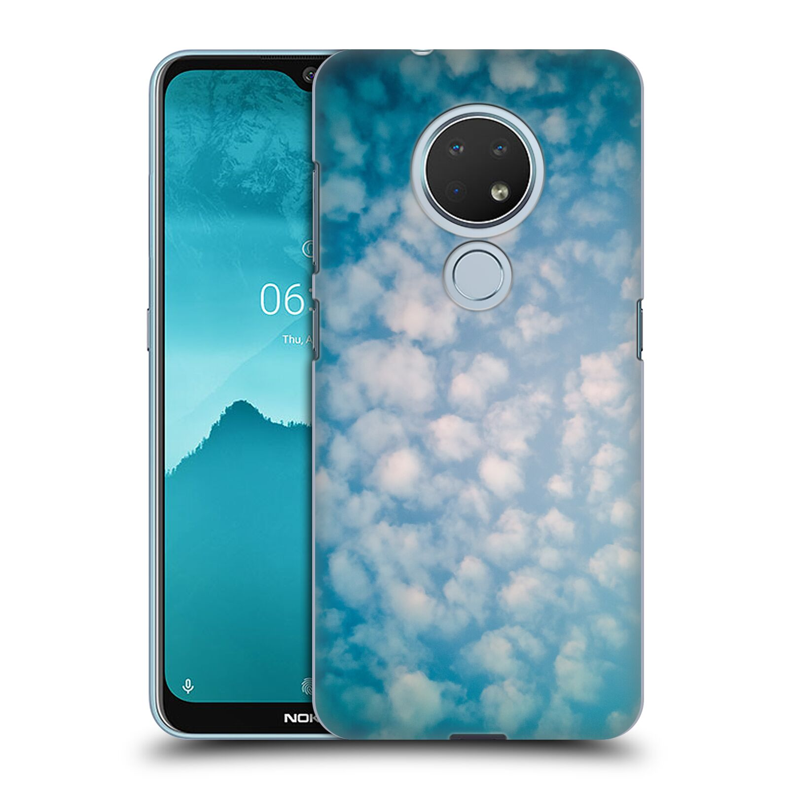 Official PLdesign Clouds Altocumulus Case for Nokia 6.2