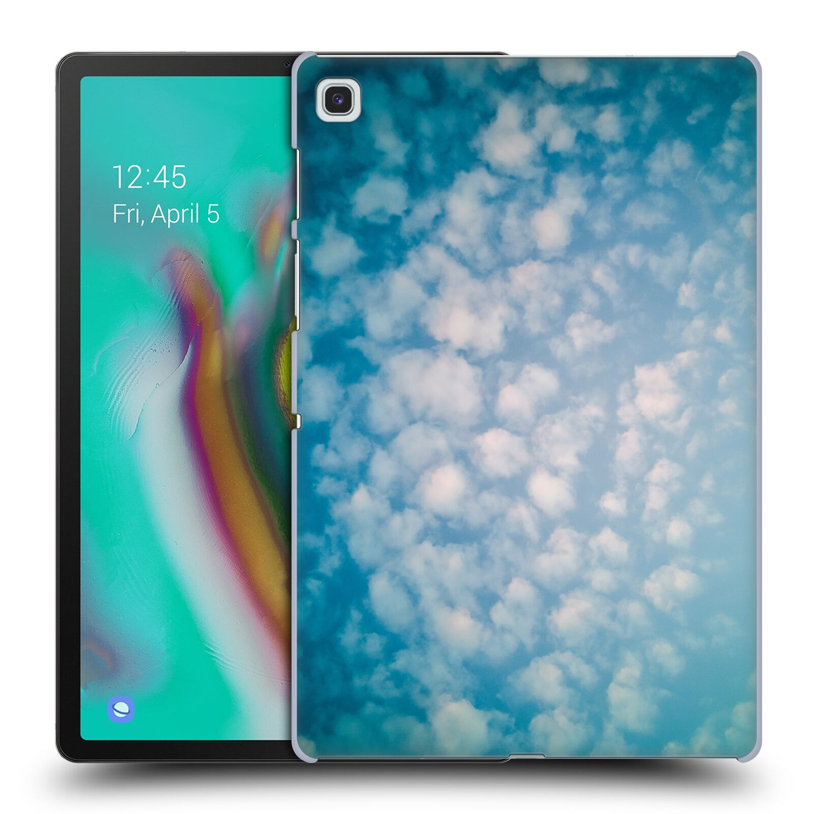 Official PLdesign Clouds Altocumulus Case for Samsung Galaxy Tab S5e