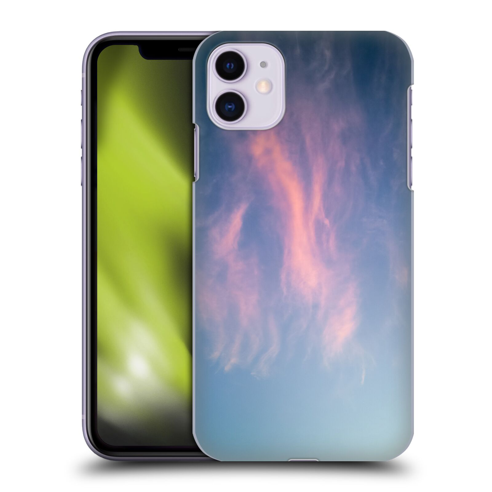 Official PLdesign Clouds Cirrostratus Back Case for Apple iPhone 11