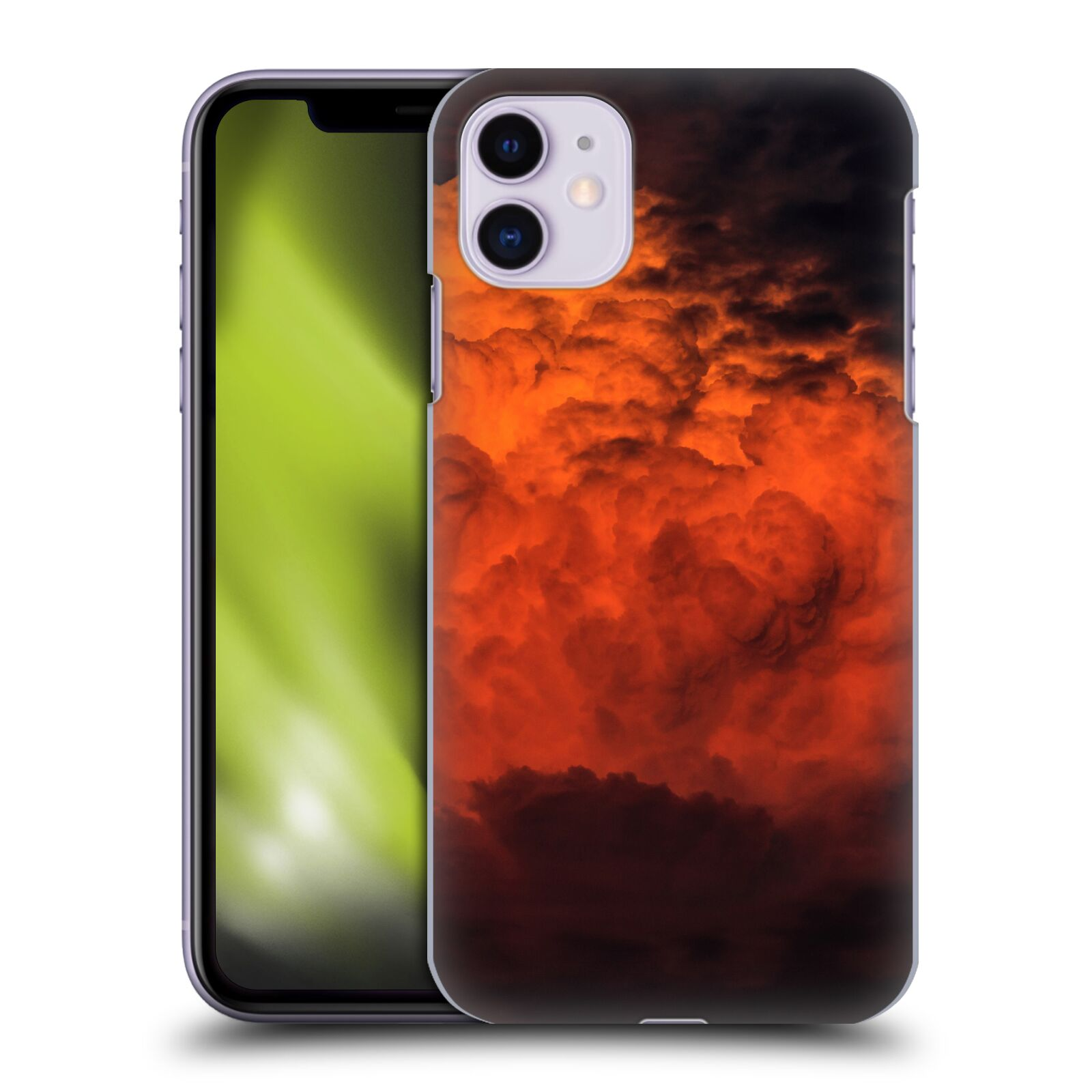 Official PLdesign Clouds Warm Clouds Case for Apple iPhone 11