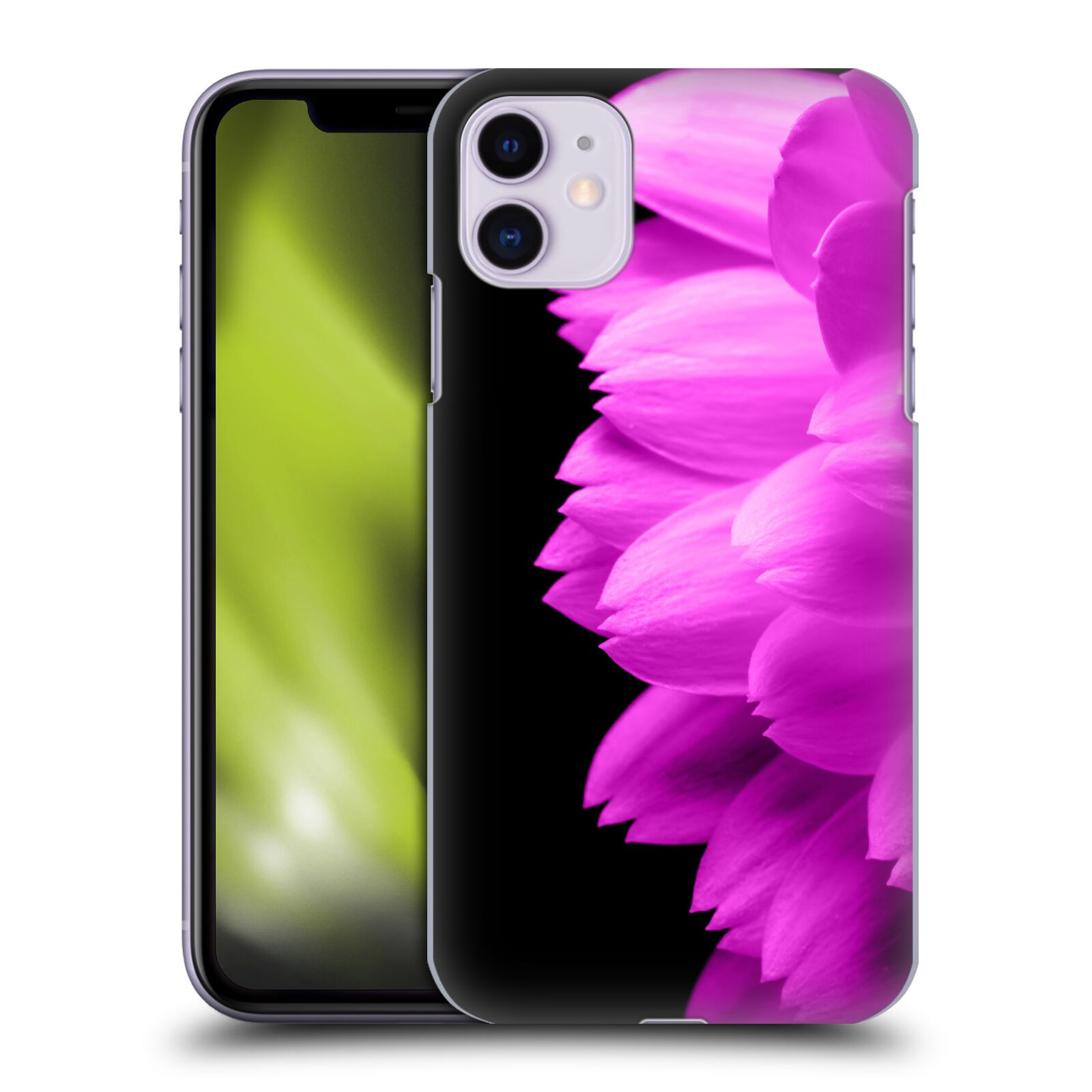 Official PLdesign Flower Petals Pink Back Case for Apple iPhone 11