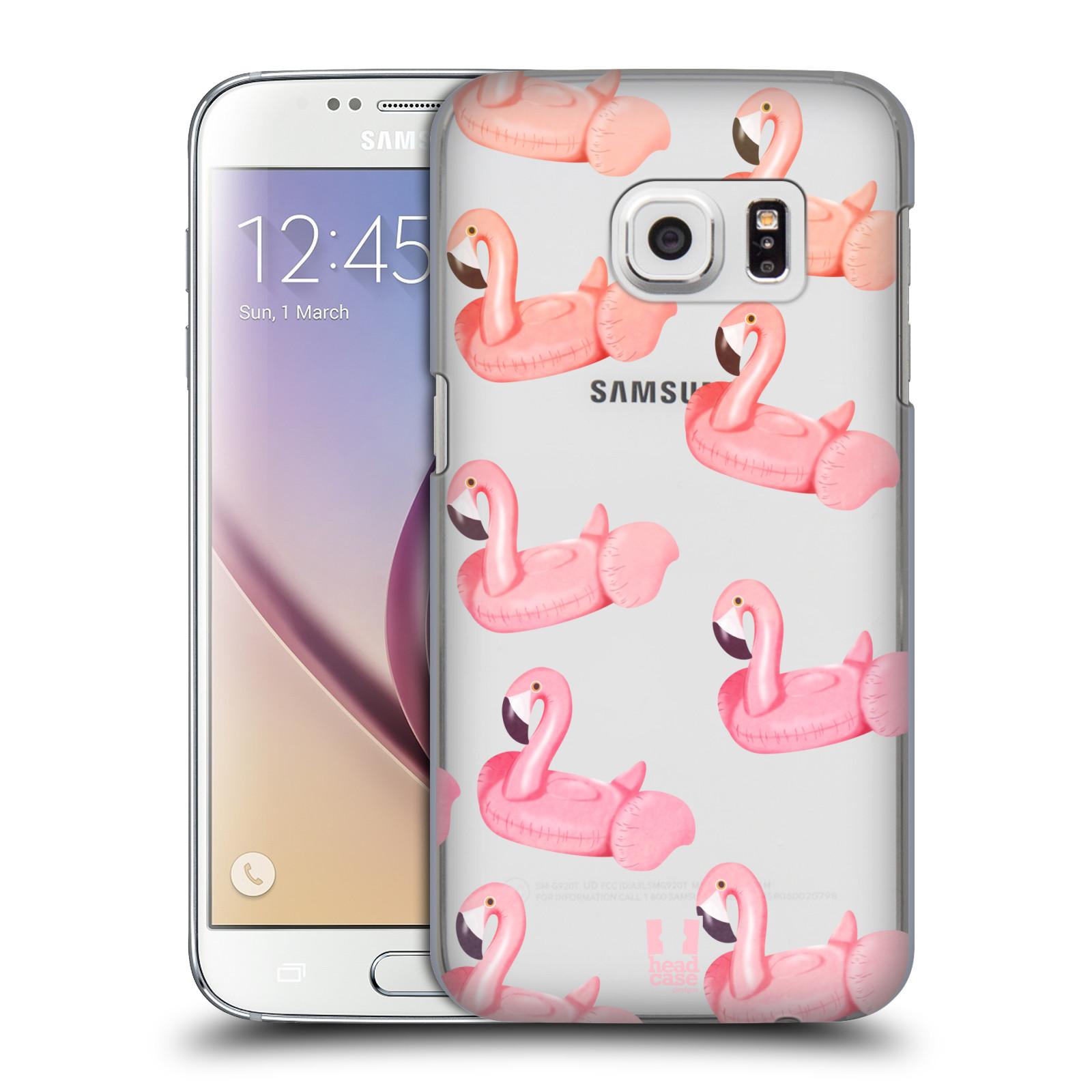 Plastové pouzdro na mobil Samsung Galaxy S7 - Head Case - Kruh plaměňák