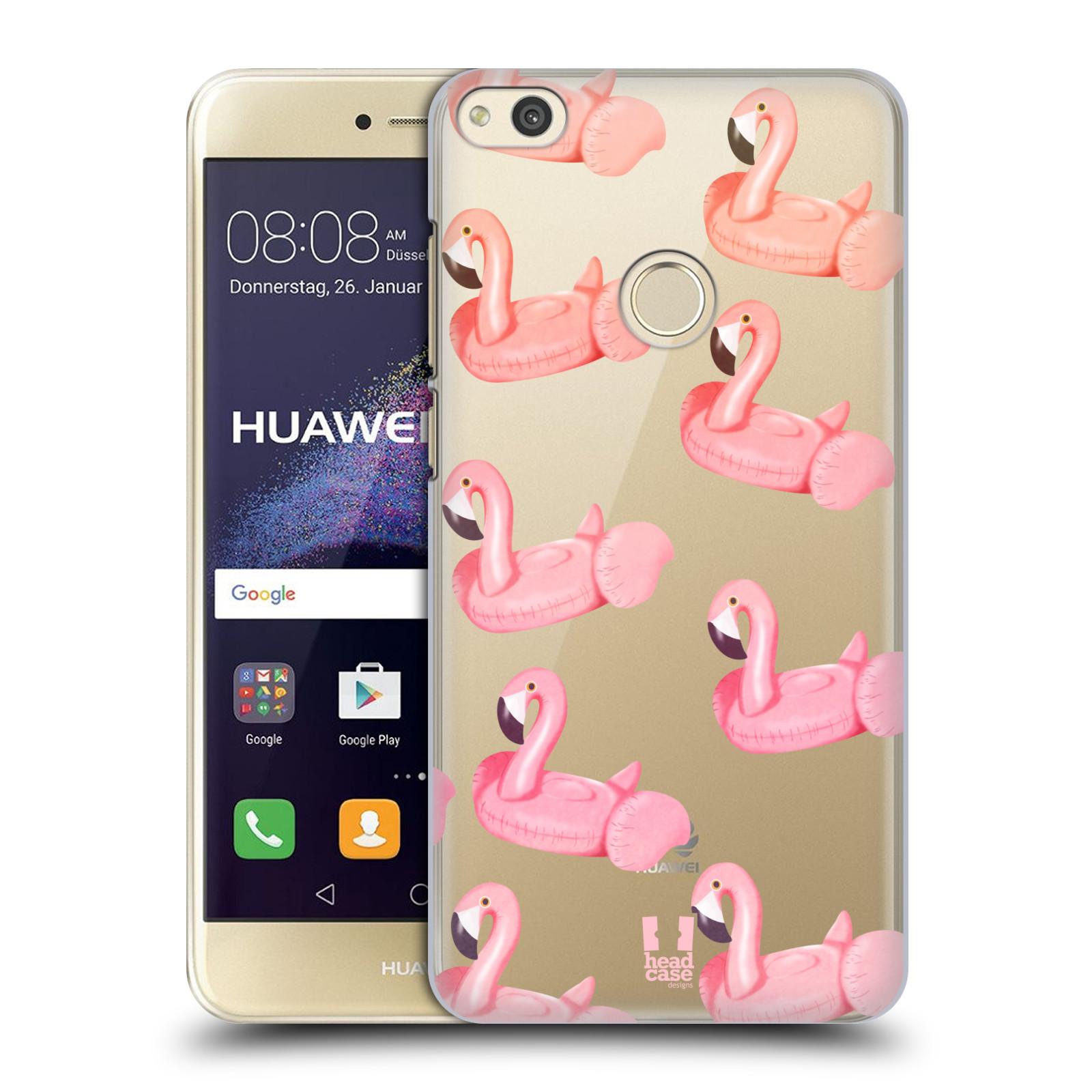 Plastové pouzdro na mobil Huawei P9 Lite (2017) - Head Case - Kruh plaměňák