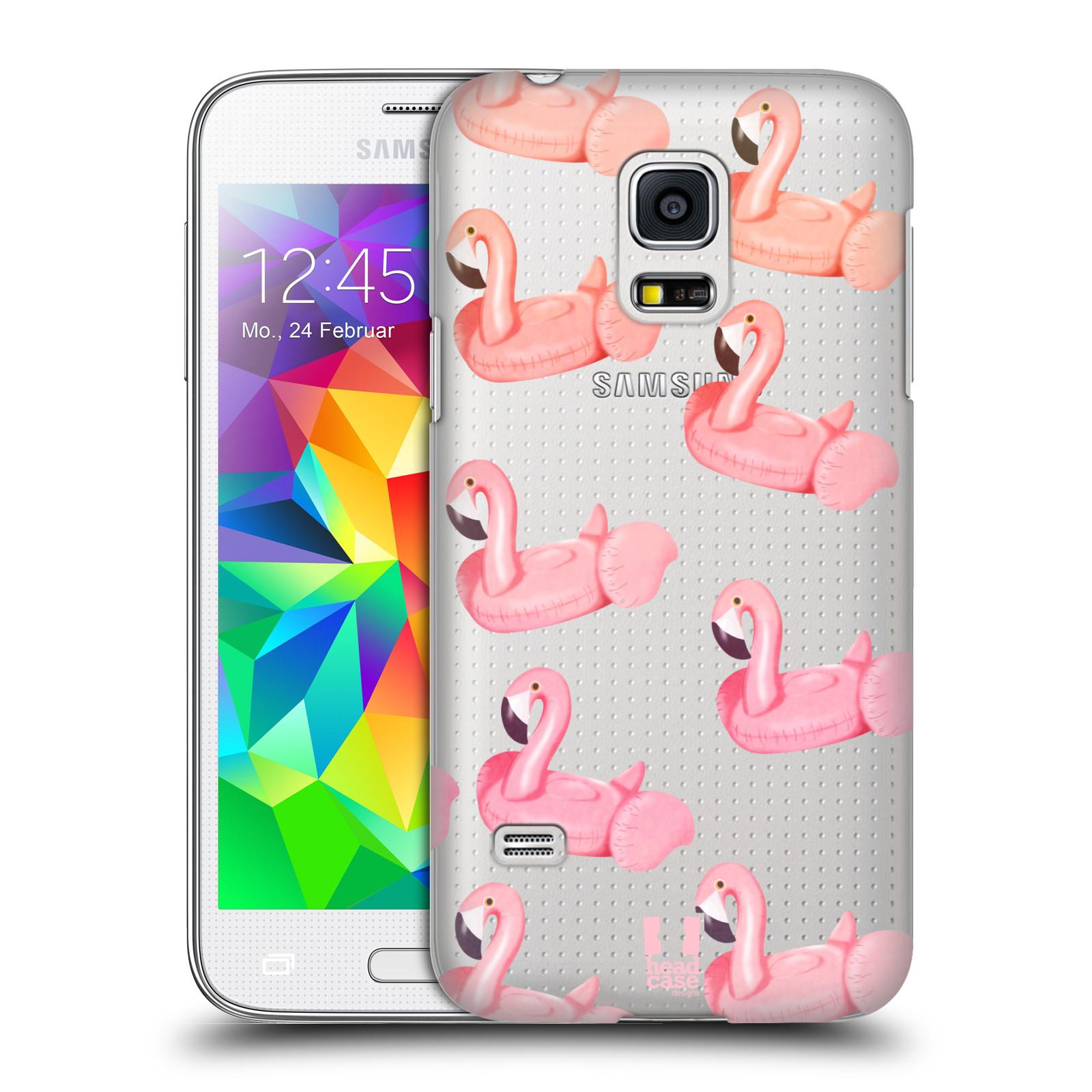 Plastové pouzdro na mobil Samsung Galaxy S5 Mini - Head Case - Kruh plaměňák