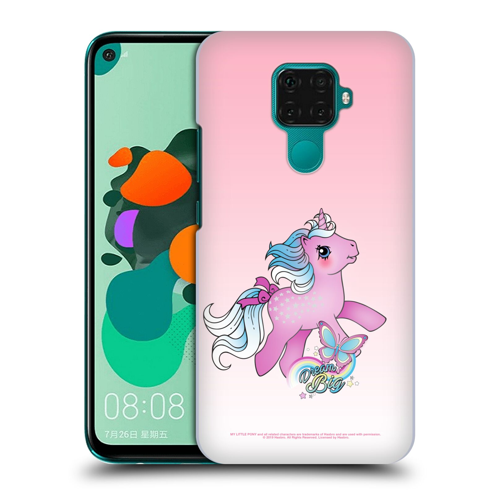 Official My Little Pony Classic Off My Cloud Dream Big Case for Huawei Nova 5i Pro/Mate 30 Lite