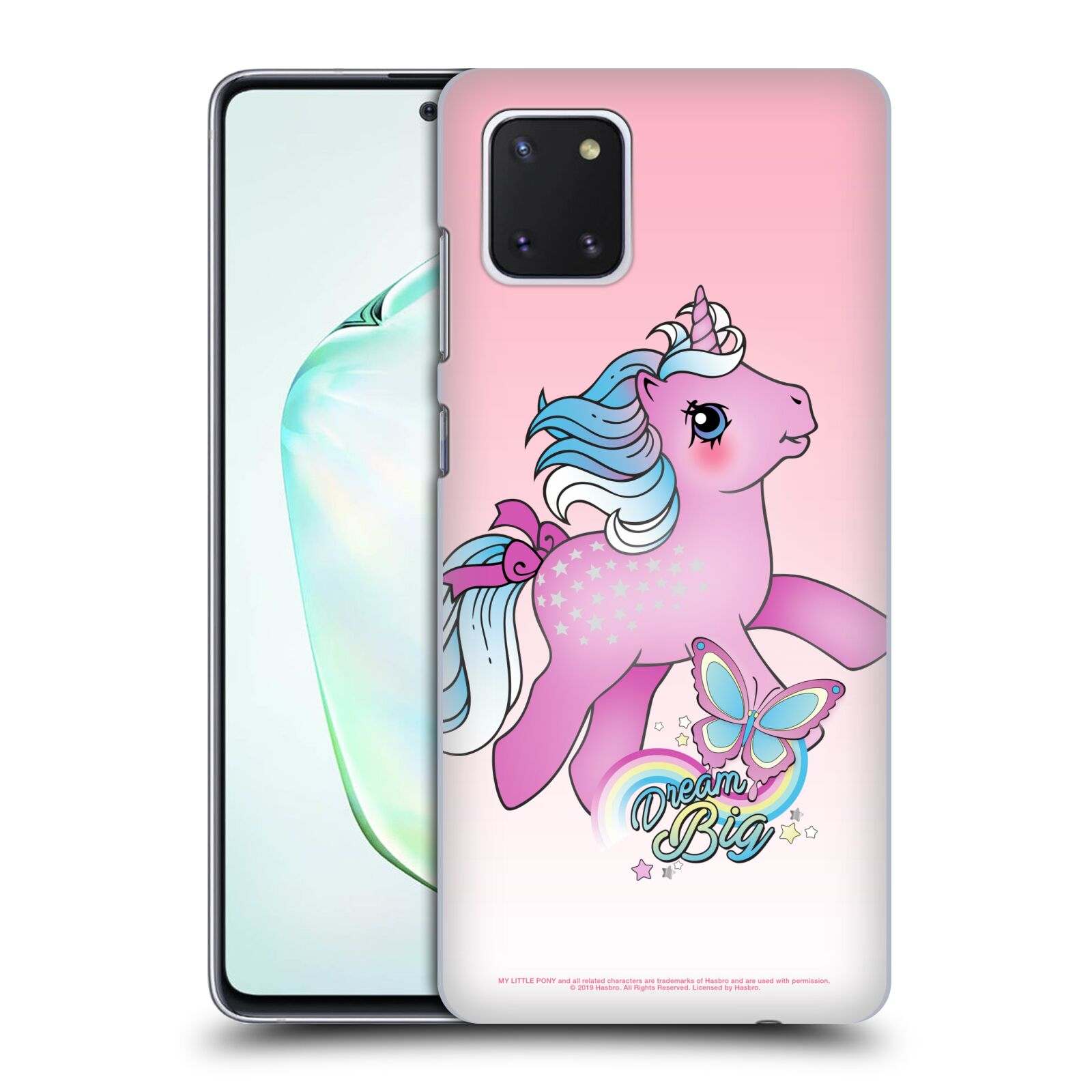 Official My Little Pony Classic Off My Cloud Dream Big Case for Samsung Galaxy Note10 Lite