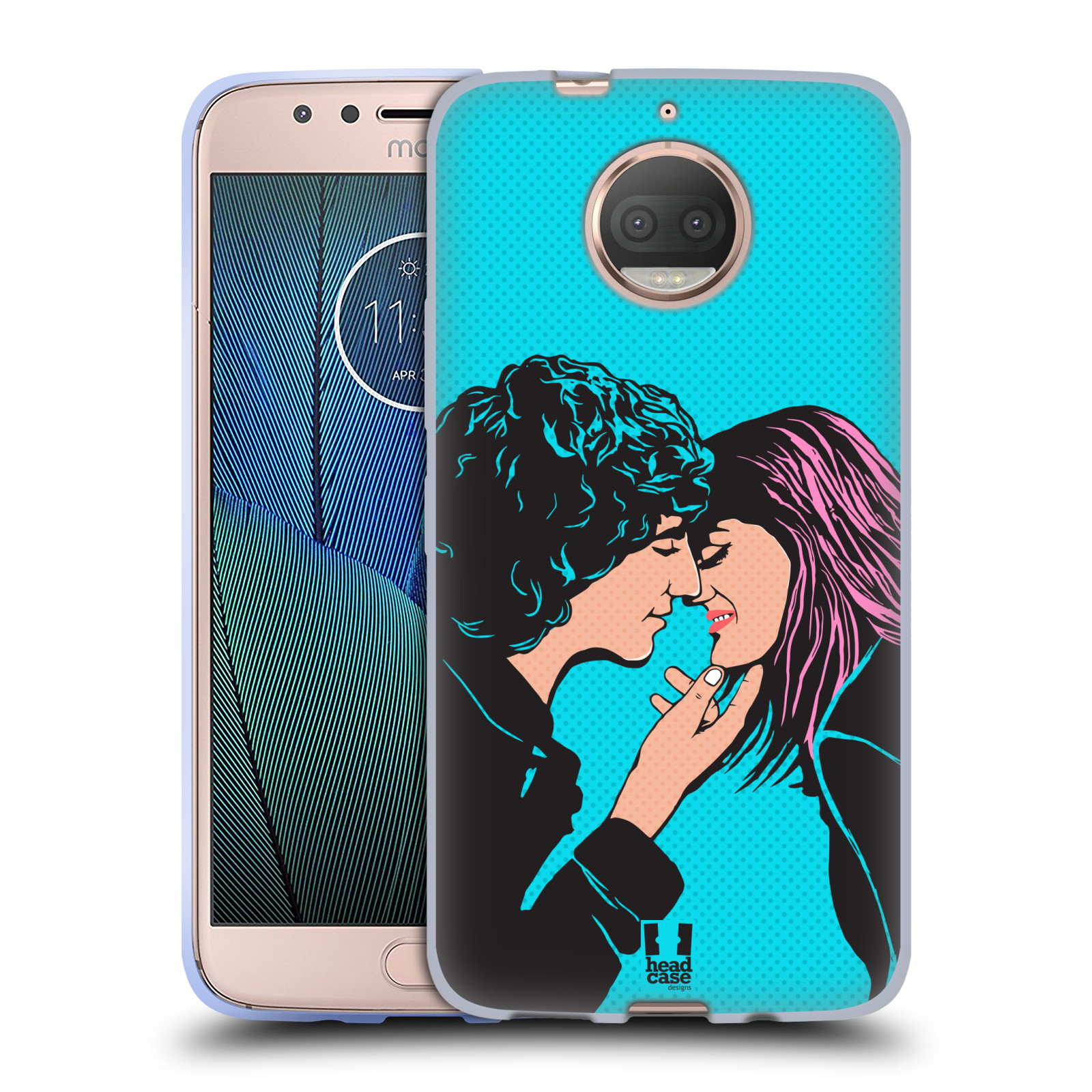 HEAD-CASE-DESIGNS-POP-ART-MOOD-SOFT-GEL-CASE-FOR-MOTOROLA-MOTO-G5S-PLUS
