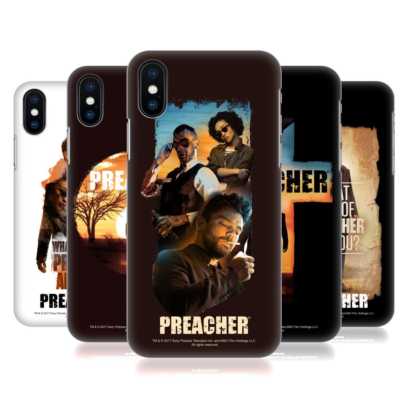 Preacher Key Art