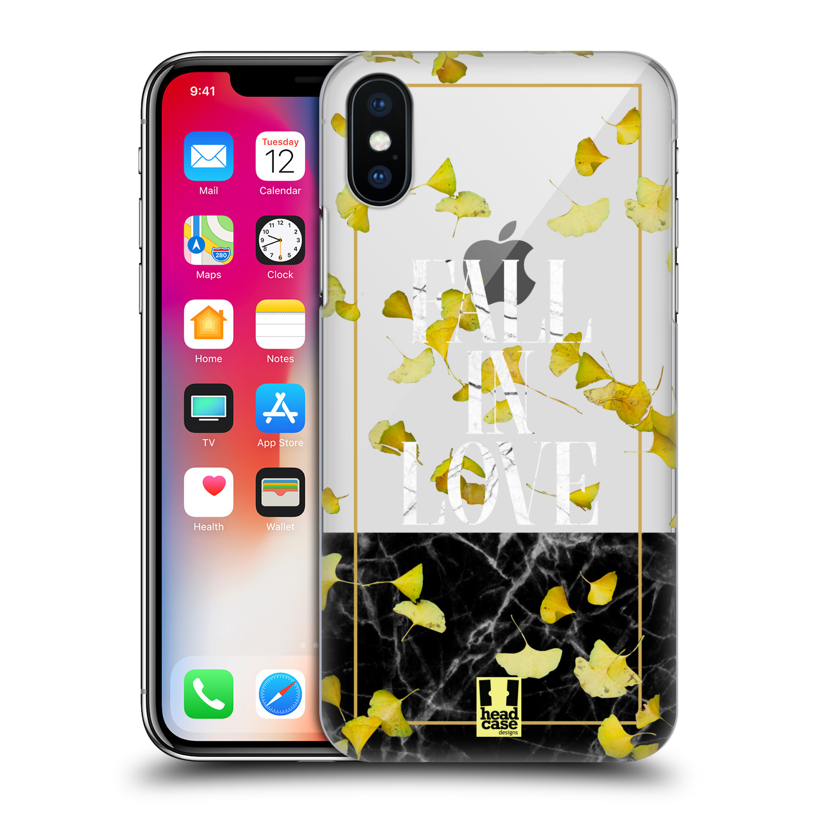 HEAD-CASE-DESIGNS-QUEEN-BEE-HARD-BACK-CASE-FOR-APPLE-iPHONE-X