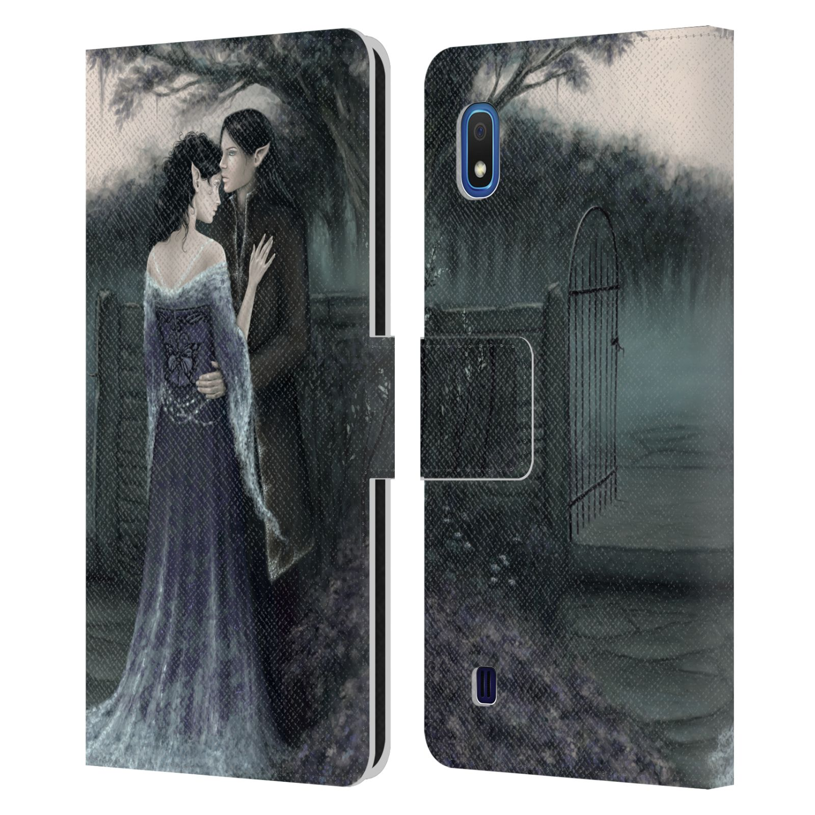 Official Rachel Anderson Romance My Beloved Leather Book Wallet Case For Samsung Galaxy A10 (2019)