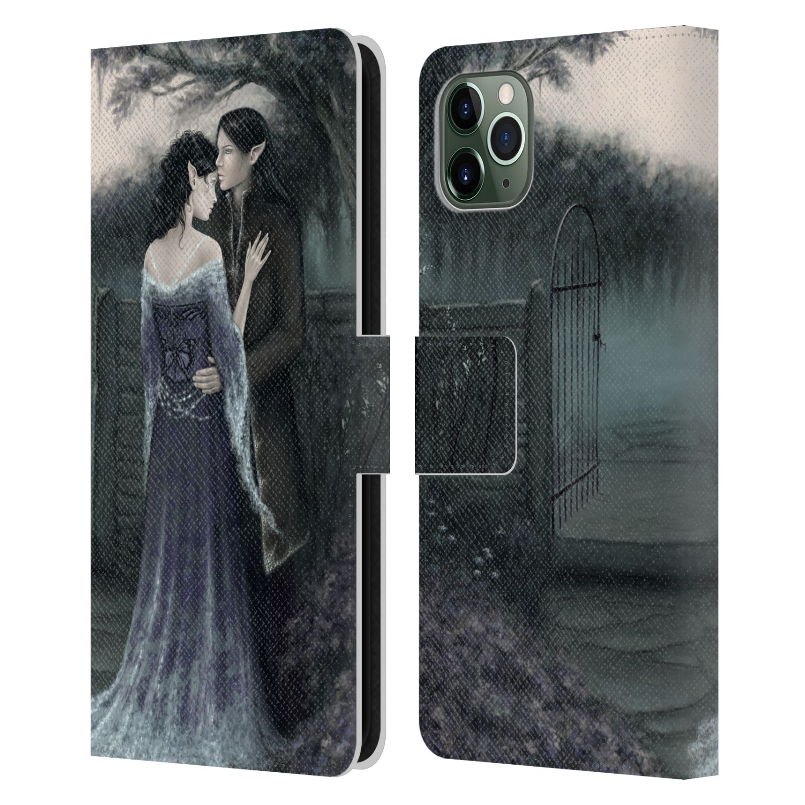 Official Rachel Anderson Romance My Beloved Leather Book Wallet Case For Apple iPhone 11 Pro Max