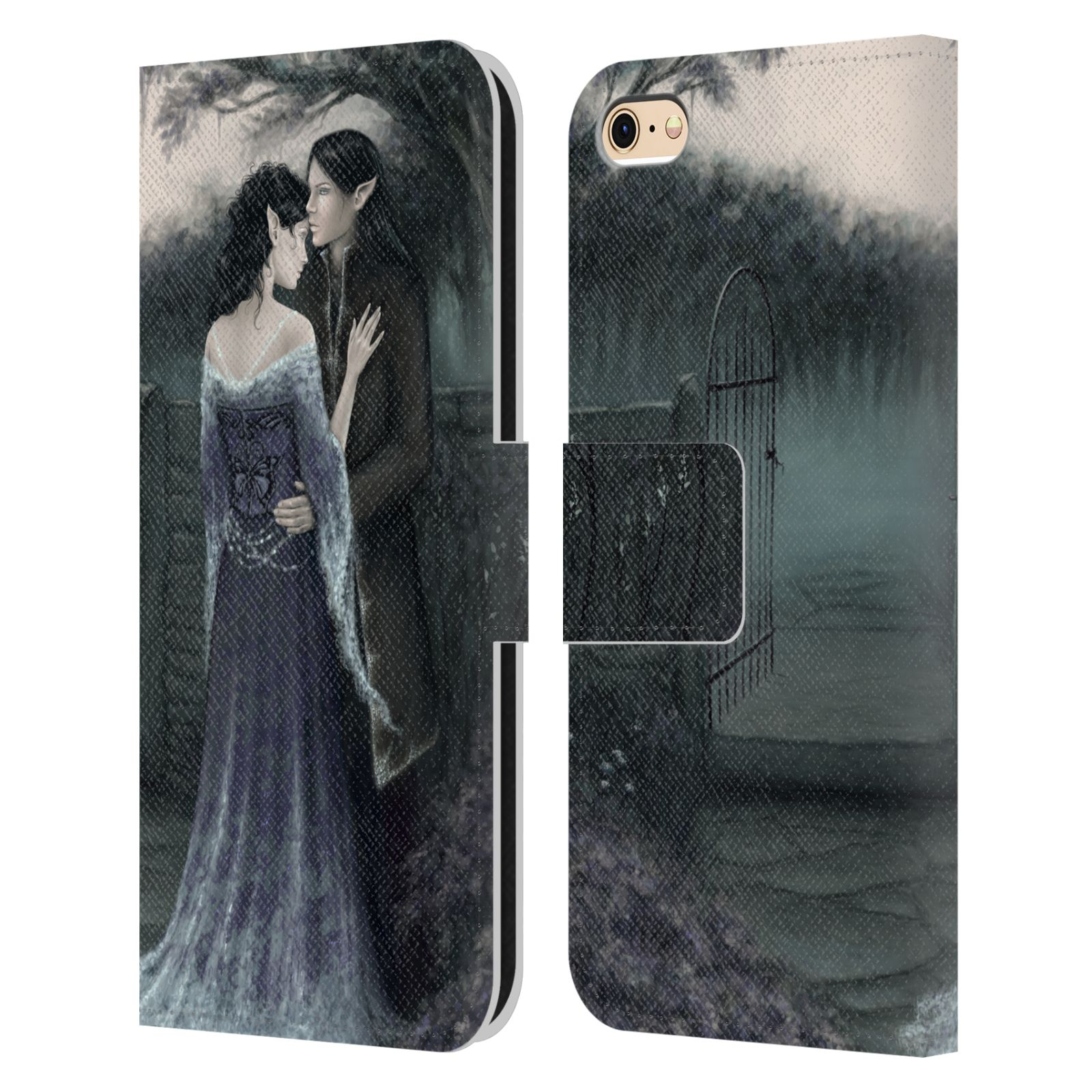 Official Rachel Anderson Romance My Beloved Leather Book Wallet Case For Apple iPhone 6 / iPhone 6s