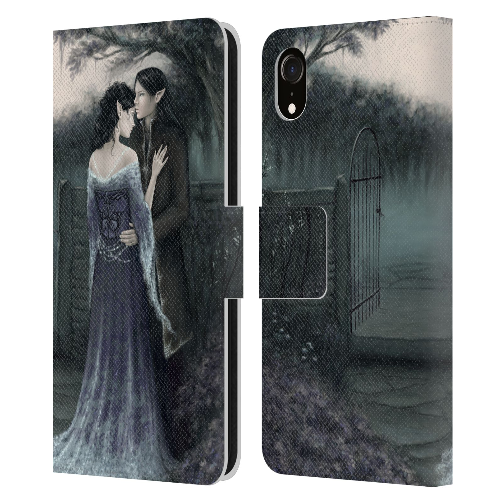 Official Rachel Anderson Romance My Beloved Leather Book Wallet Case For Apple iPhone XR