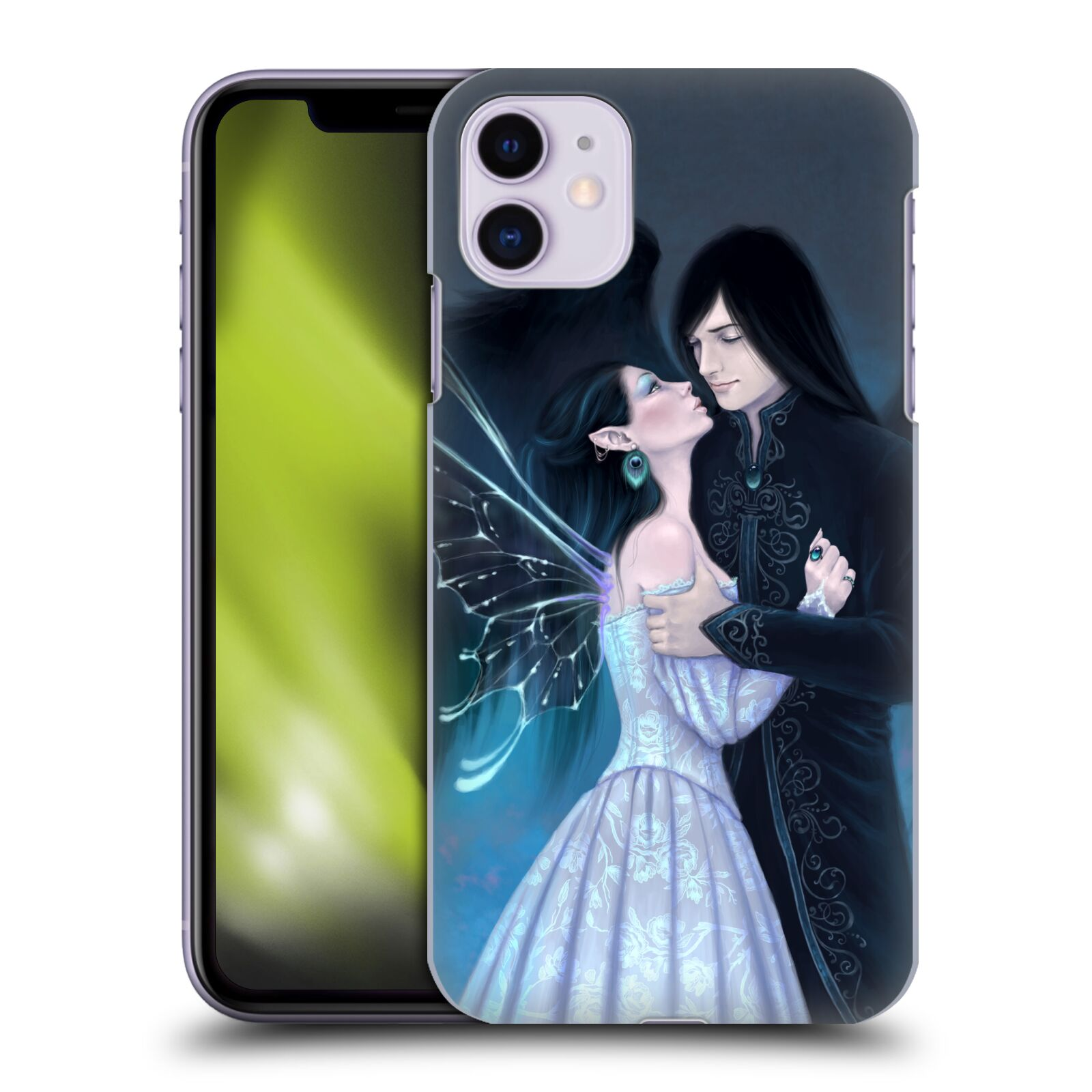 Official Rachel Anderson Romance Sapphire Case for Apple iPhone 11