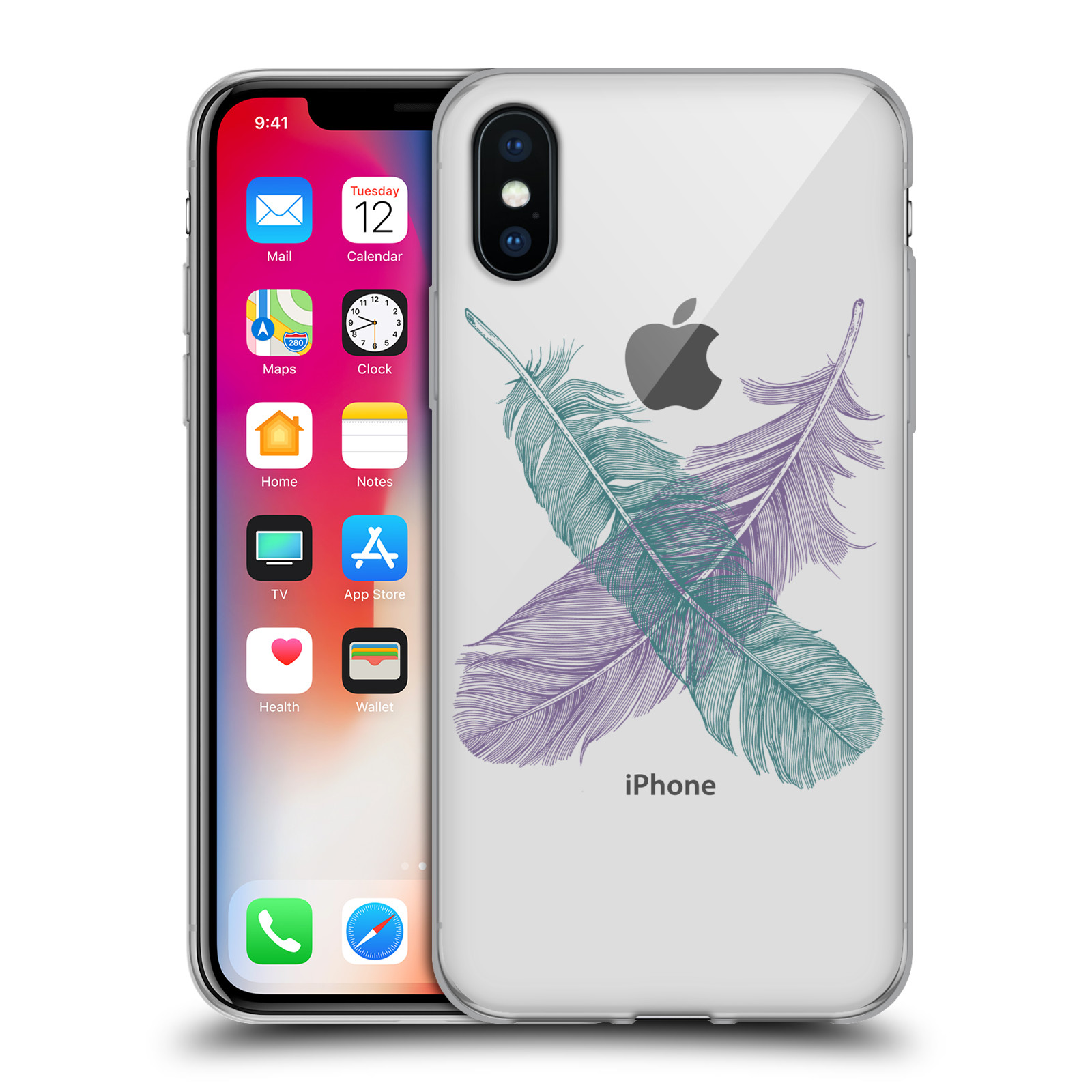 OFFICIAL-RACHEL-CALDWELL-ASSORTED-DESIGNS-SOFT-GEL-CASE-FOR-APPLE-iPHONE-PHONES