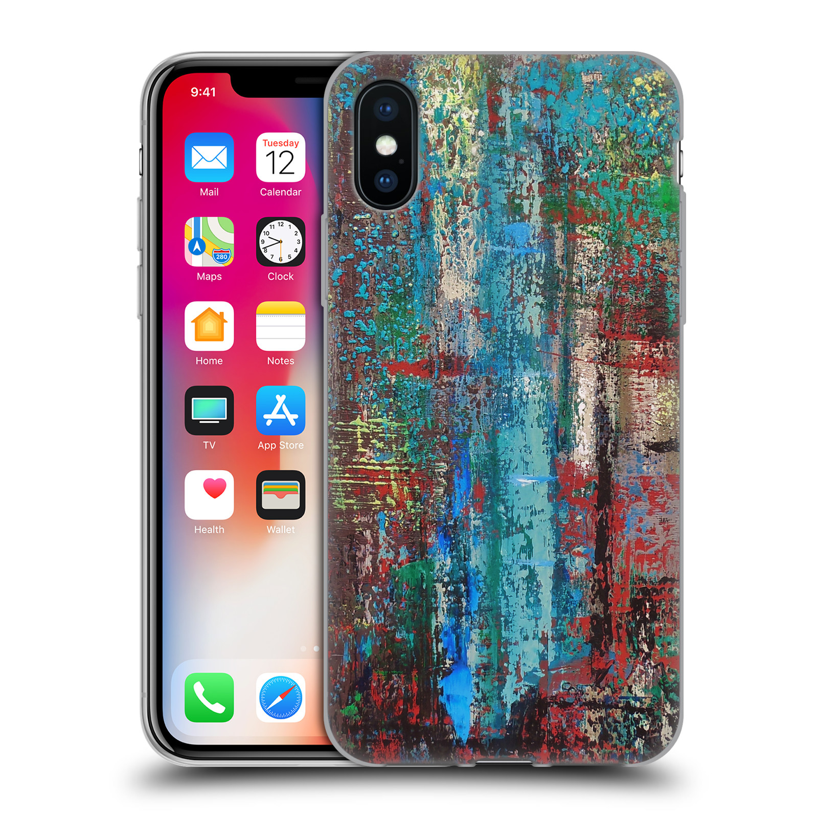 OFFICIAL-ROCK-DEMARCO-PAINTED-ART-SOFT-GEL-CASE-FOR-APPLE-iPHONE-PHONES