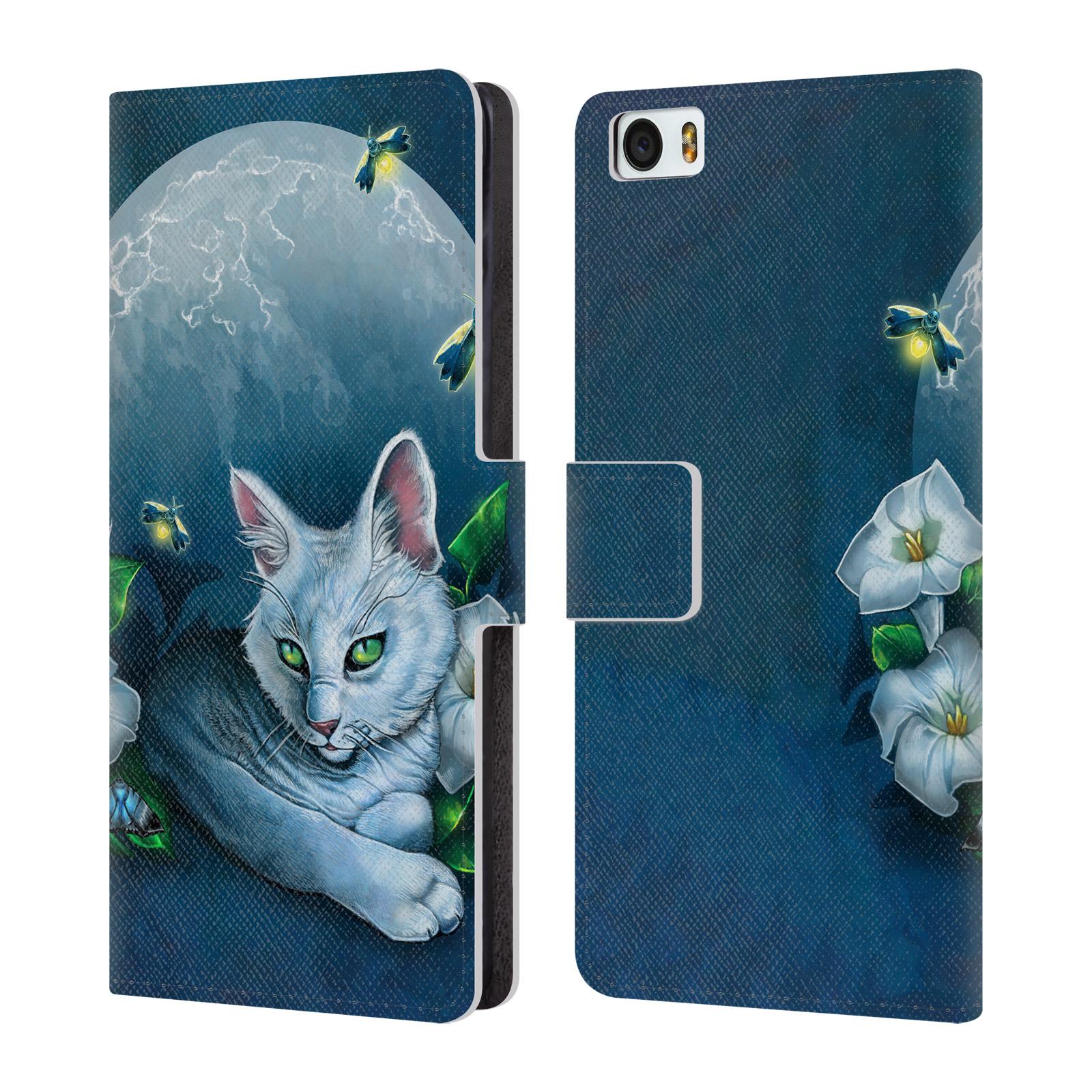OFFICIAL-RENEE-BIERTEMPFEL-ANIMALS-LEATHER-BOOK-WALLET-CASE-FOR-XIAOMI-PHONES