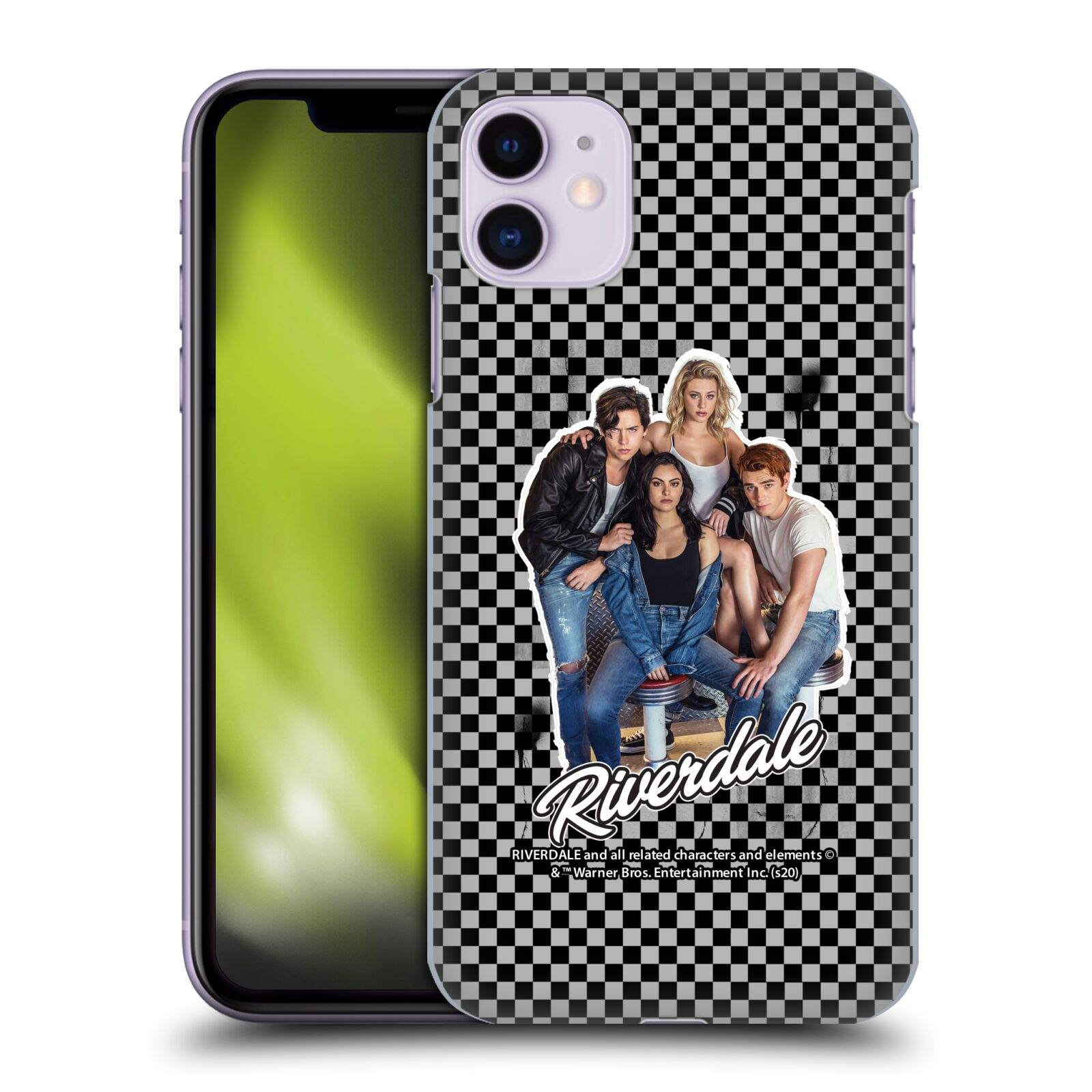 Official Riverdale Art Riverdale Cast 1 Back Case for Apple iPhone 11