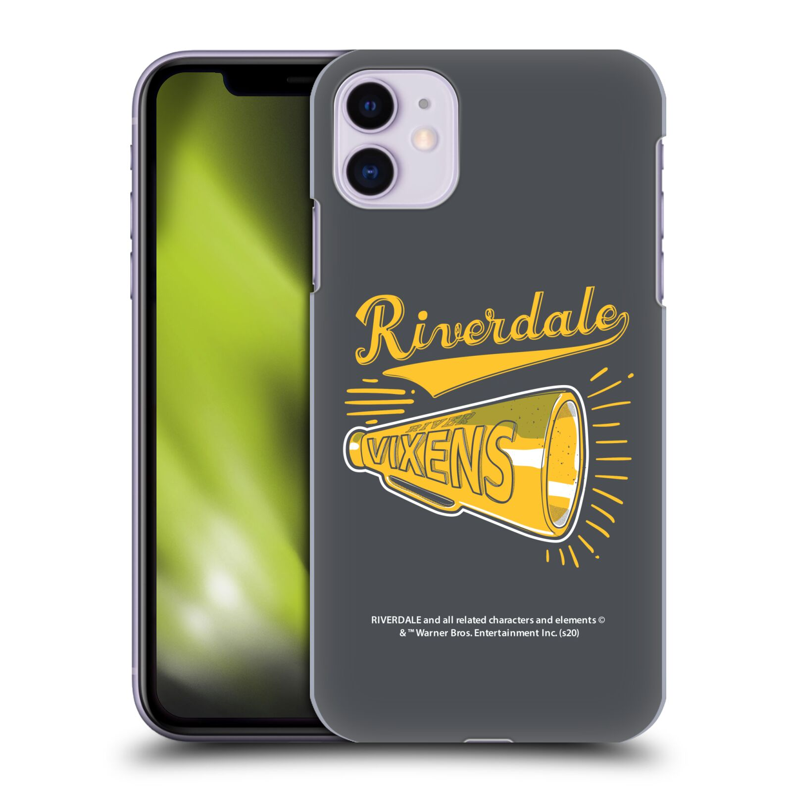 Official Riverdale Art Riverdale Vixens Back Case for Apple iPhone 11