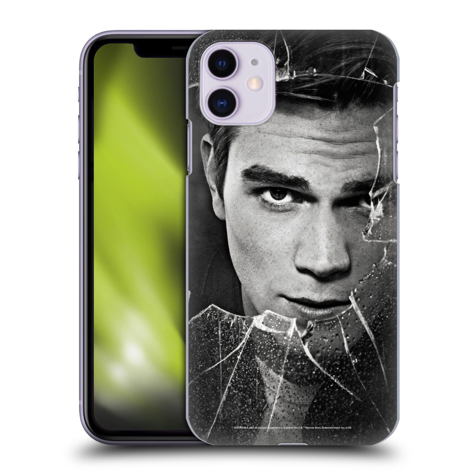 Official Riverdale Broken Glass Portraits Archie Andrews Back Case for Apple iPhone 11