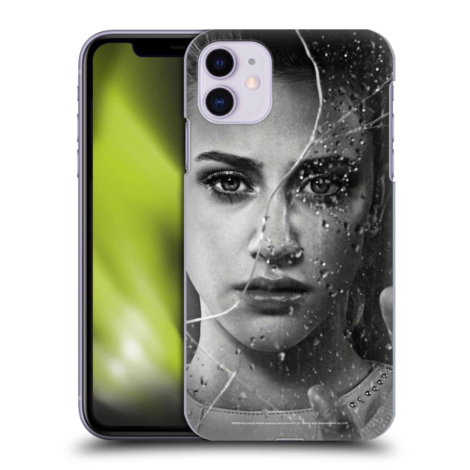 Official Riverdale Broken Glass Portraits Betty Cooper Back Case for Apple iPhone 11