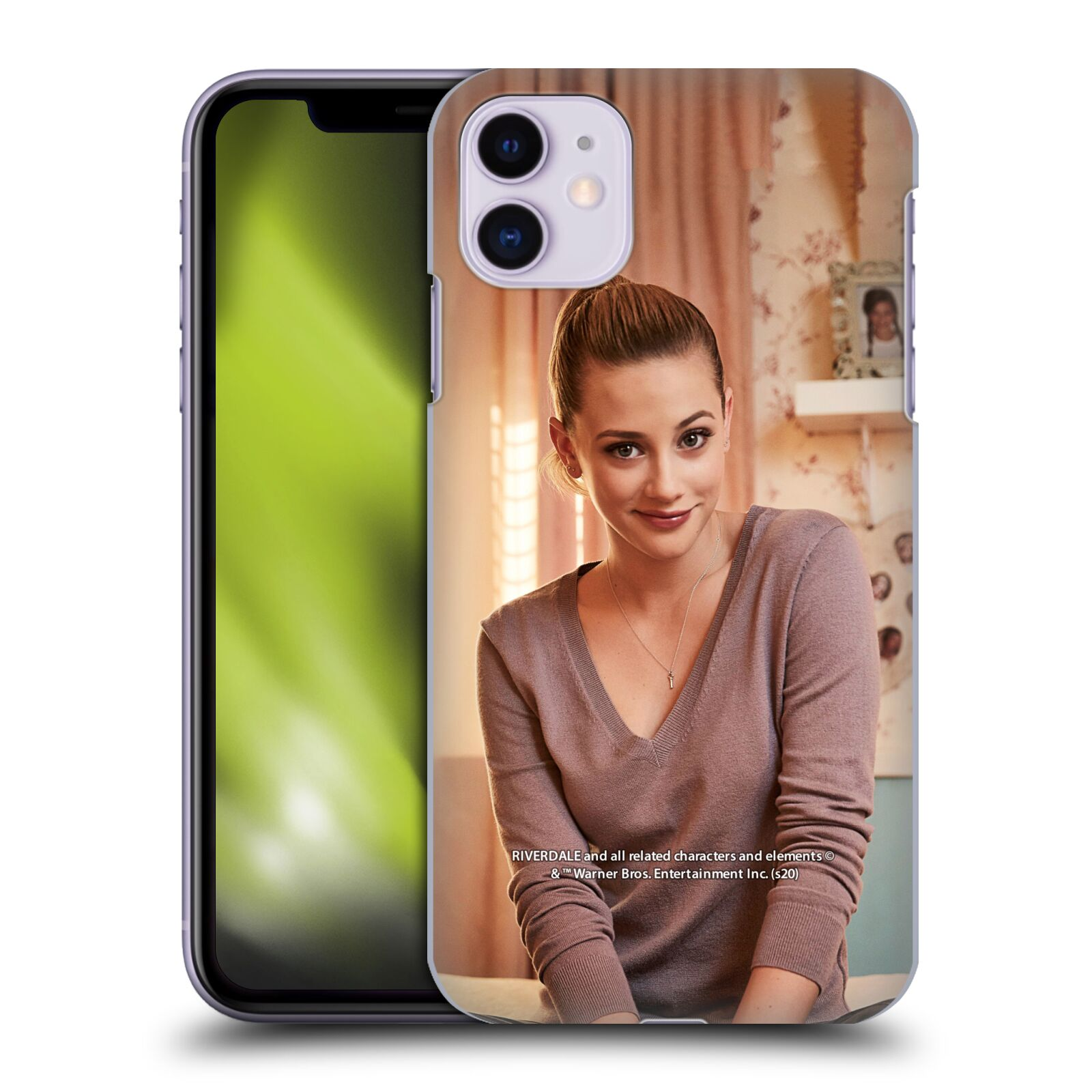 Official Riverdale Posters Betty Cooper 2 Back Case for Apple iPhone 11