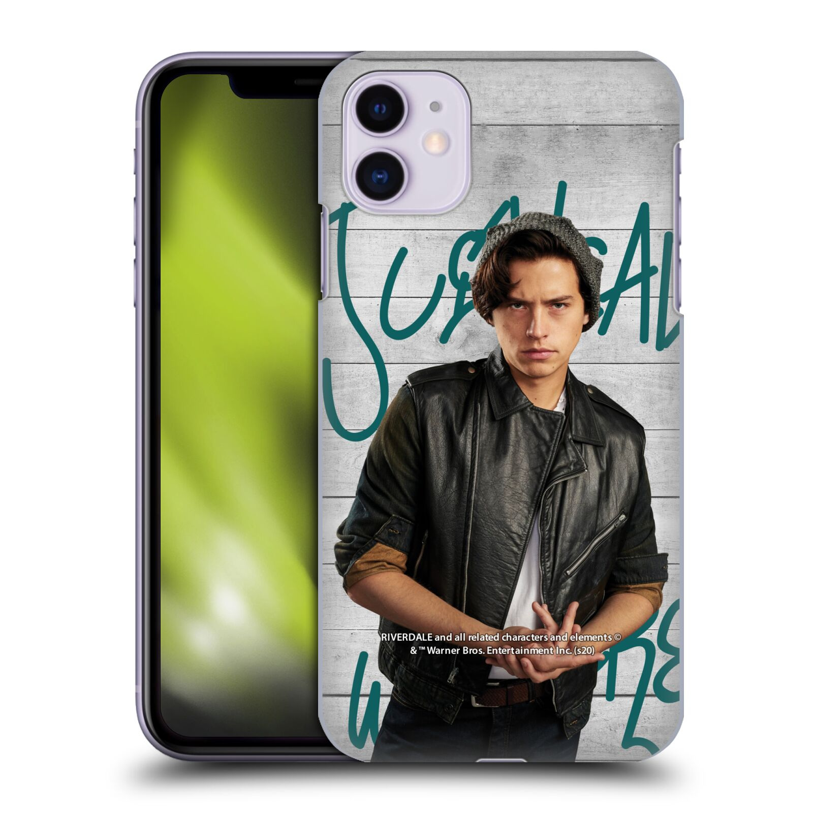 Official Riverdale Posters Jughead Jones 3 Back Case for Apple iPhone 11