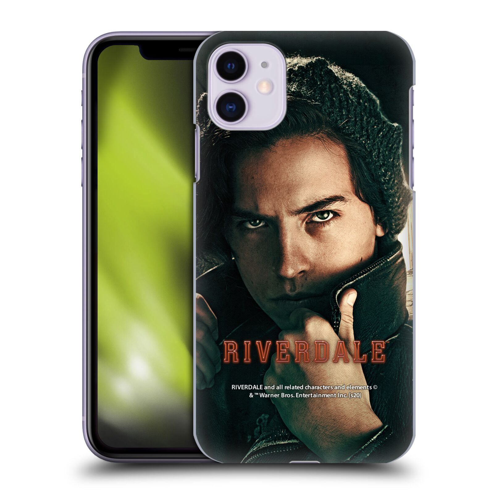 Official Riverdale Posters Jughead Jones 4 Back Case for Apple iPhone 11