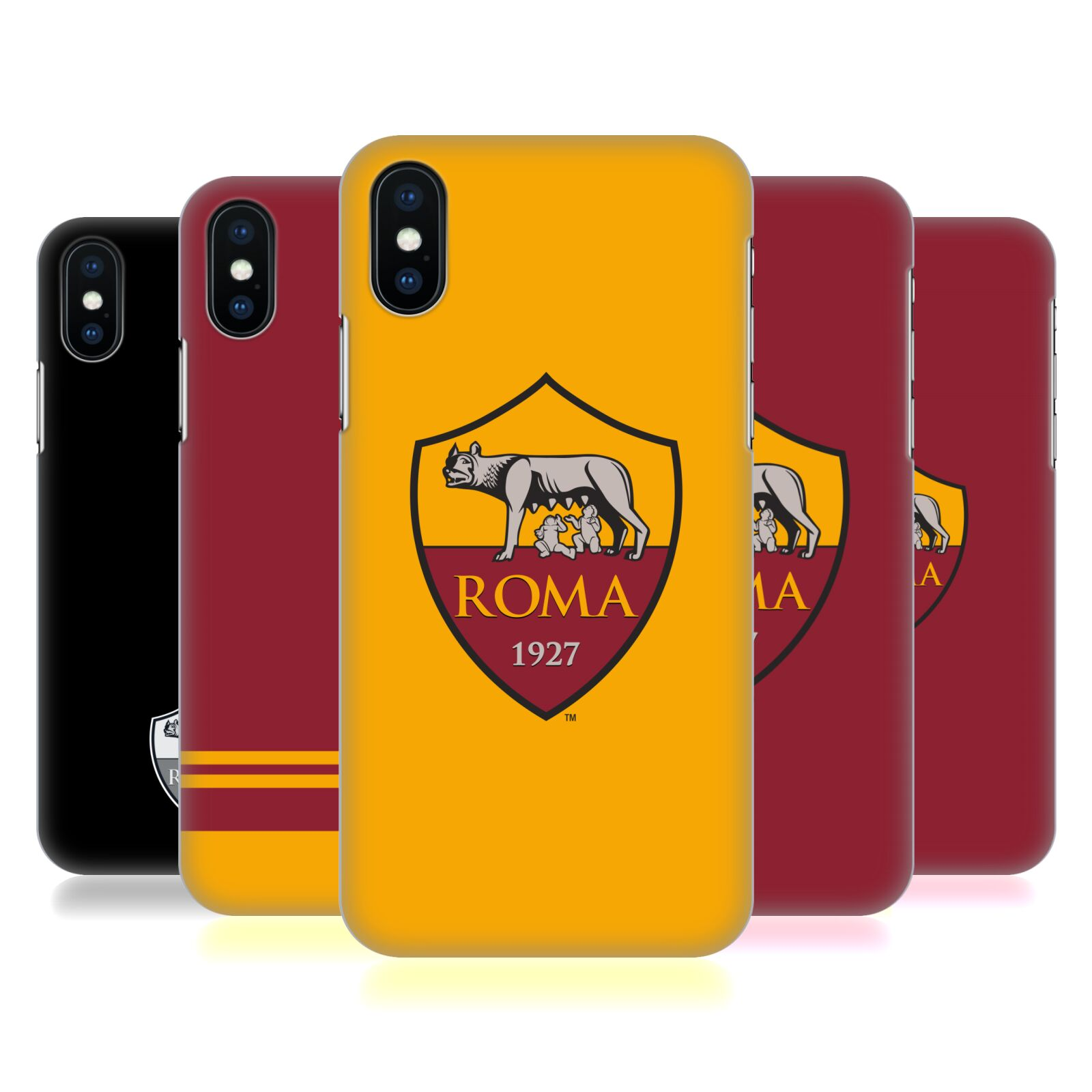 AS Roma 2017/18 Crest