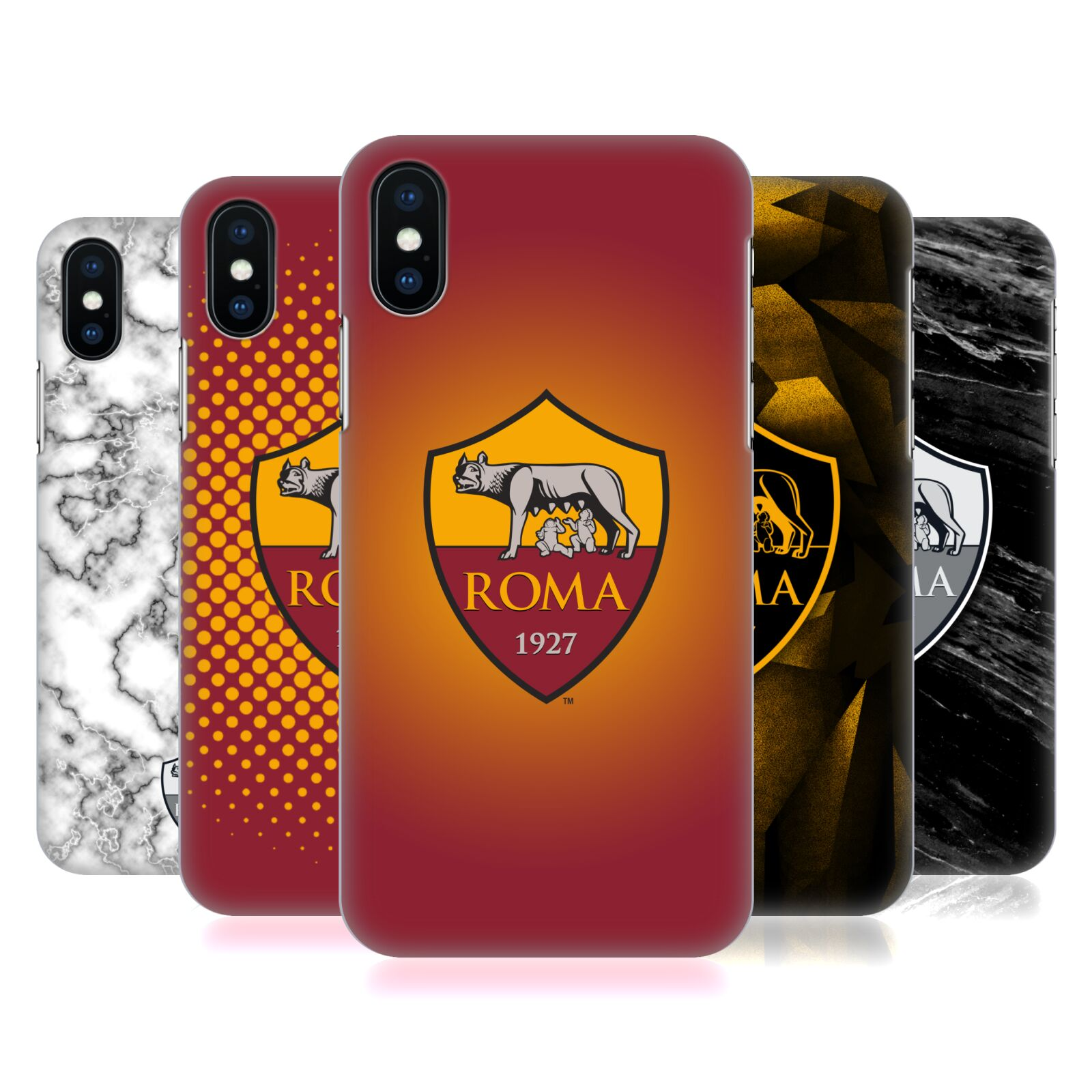 AS Roma 2018/19 Crest