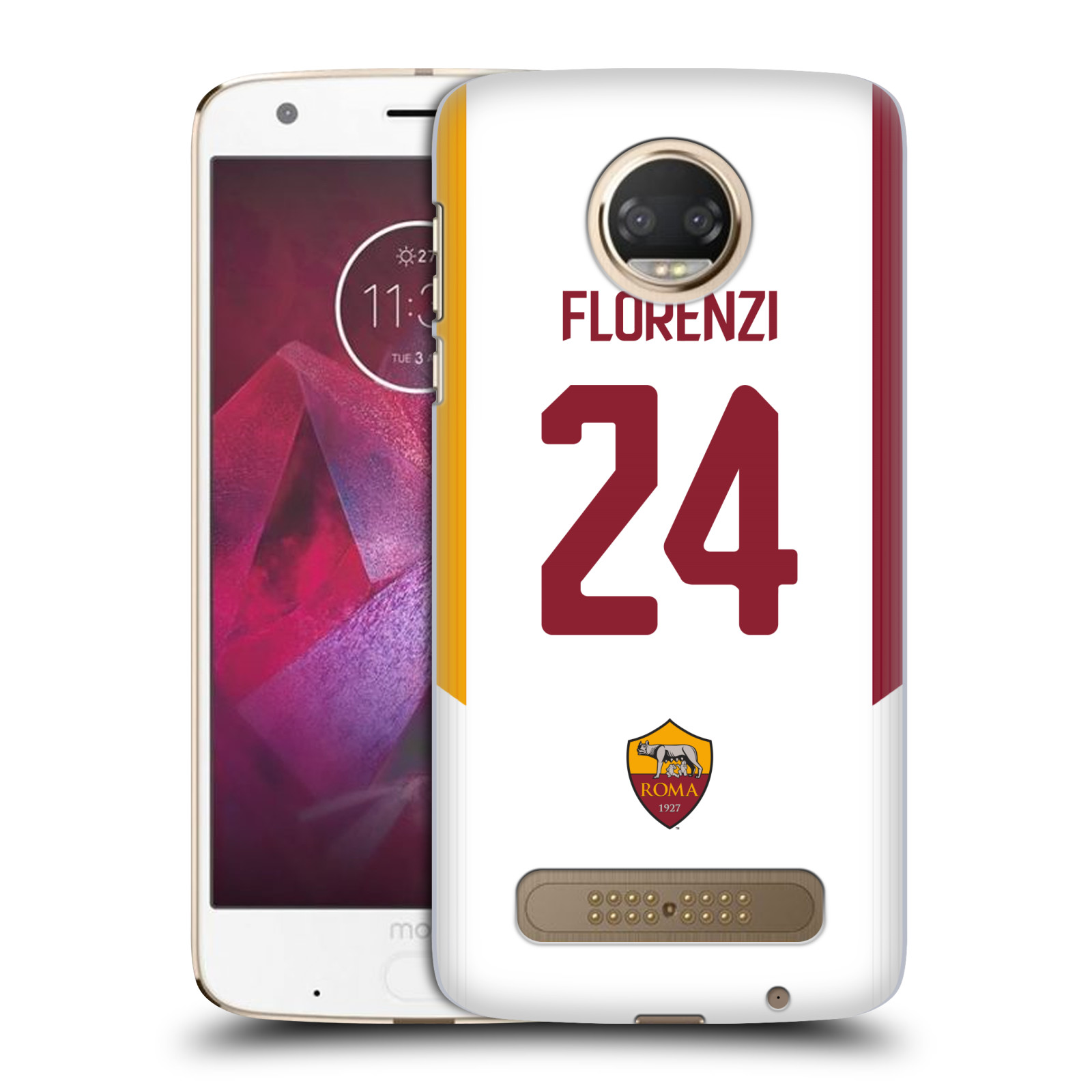 OFFICIAL-AS-ROMA-2017-18-PLAYERS-AWAY-KIT-GROUP-1-CASE-FOR-MOTOROLA-PHONES-1