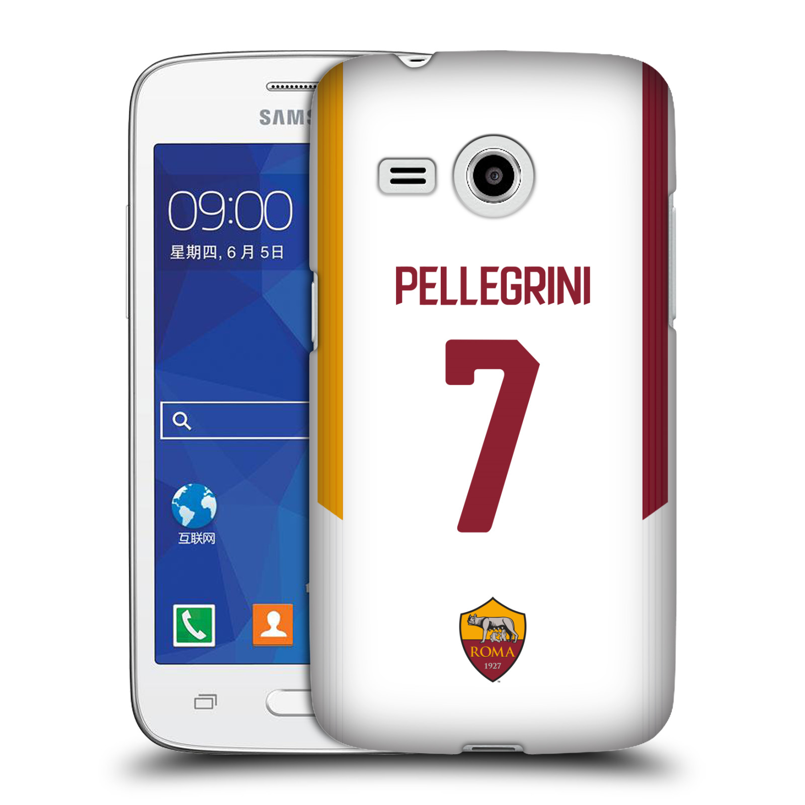 OFFICIAL-AS-ROMA-2017-18-PLAYERS-AWAY-KIT-GROUP-1-BACK-CASE-FOR-SAMSUNG-PHONES-6