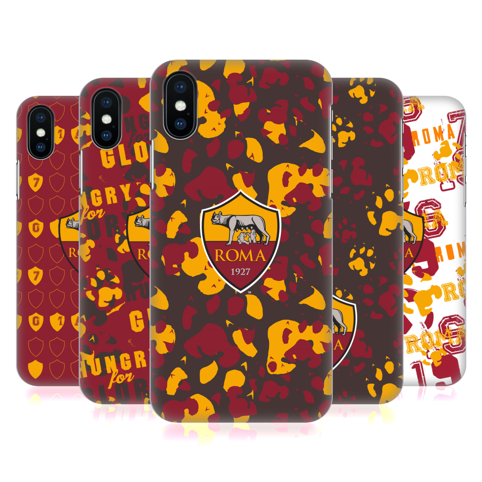 AS Roma 2017/18 Patterns