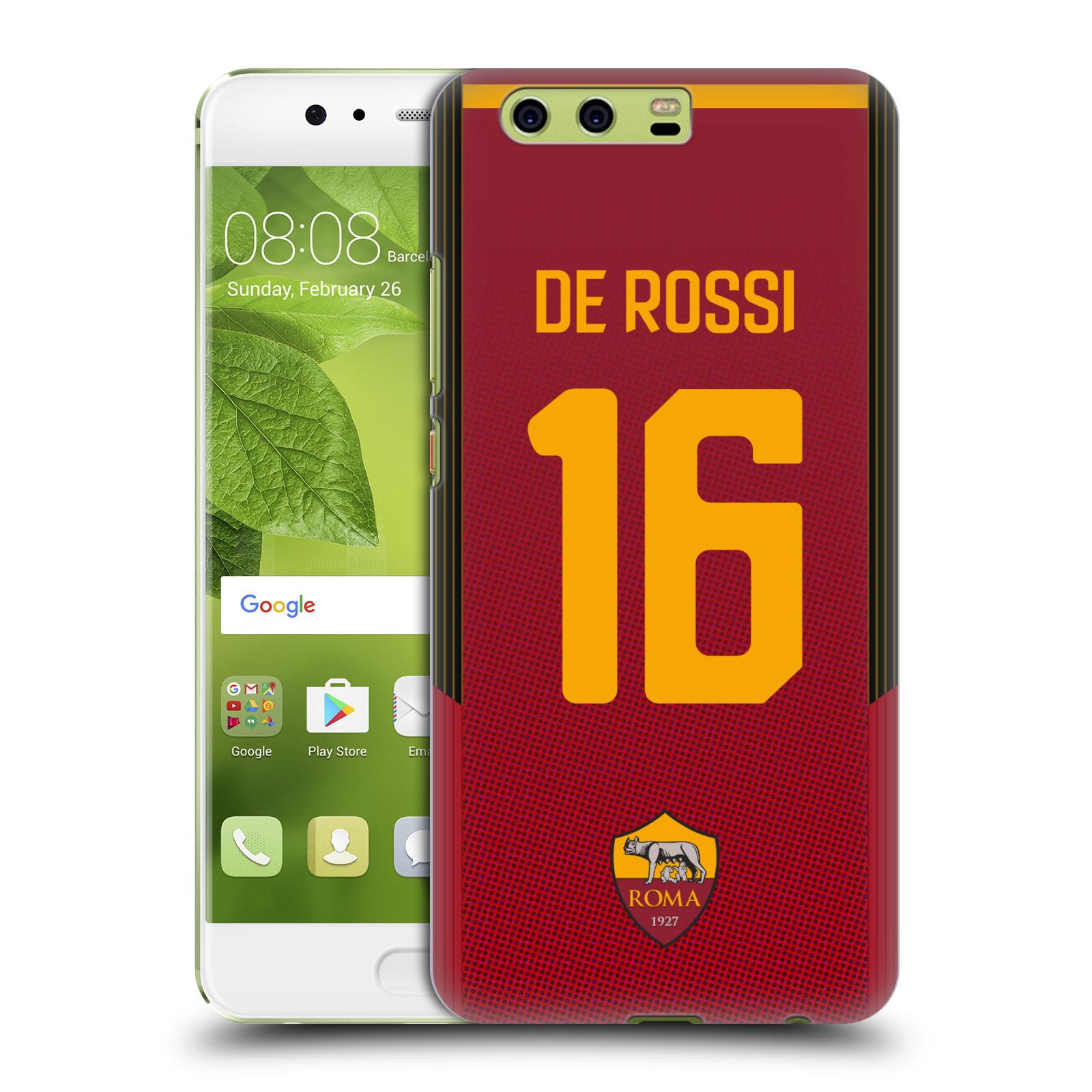UFFICIALE-AS-ROMA-2017-18-GIOCATORI-KIT-IN-CASA-2-CASE-PER-HUAWEI-TELEFONI-1