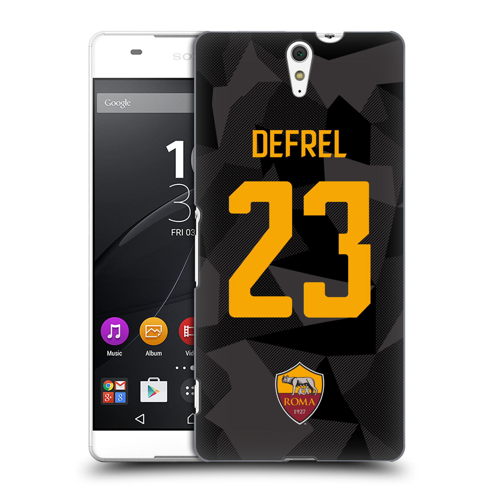 OFFICIAL-AS-ROMA-2017-18-PLAYERS-THIRD-KIT-GROUP-2-BACK-CASE-FOR-SONY-PHONES-2