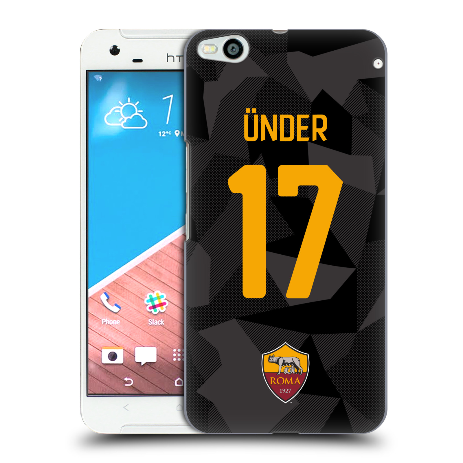OFFICIAL-AS-ROMA-2017-18-PLAYERS-THIRD-KIT-GROUP-2-BACK-CASE-FOR-HTC-PHONES-2